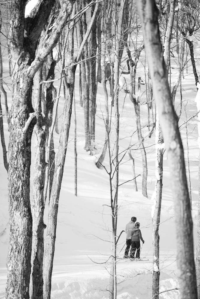 B&W-Ski-Engagement-Zsuzsi-Pal-Photography