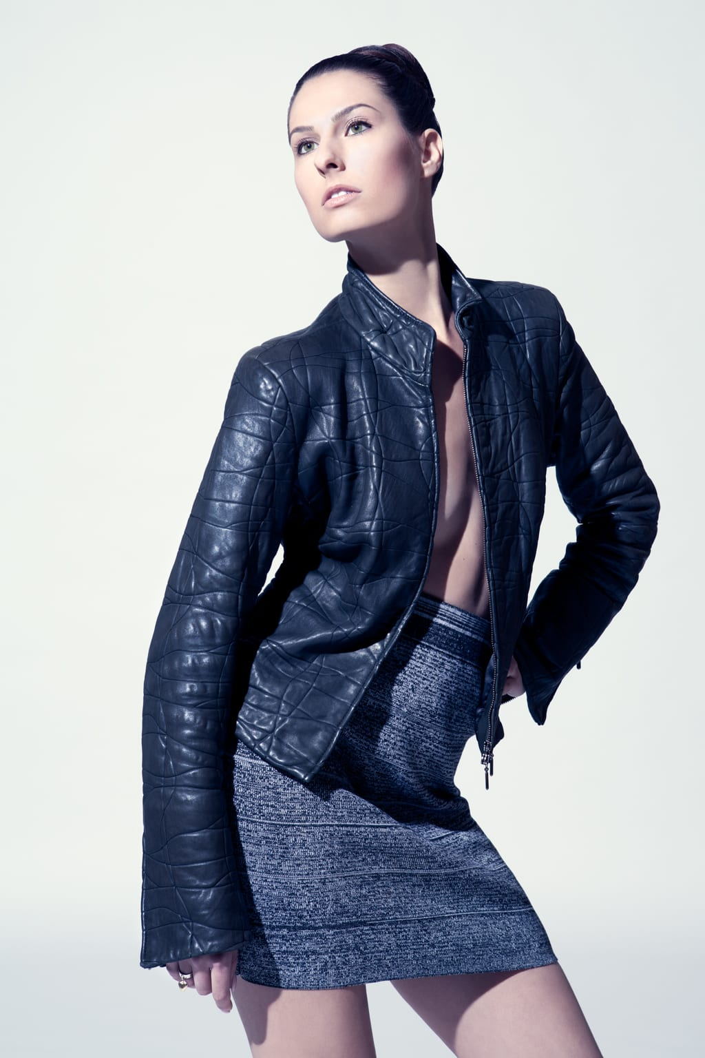 Leather-Jacket-Model-Zsuzsi-Pal-Photography