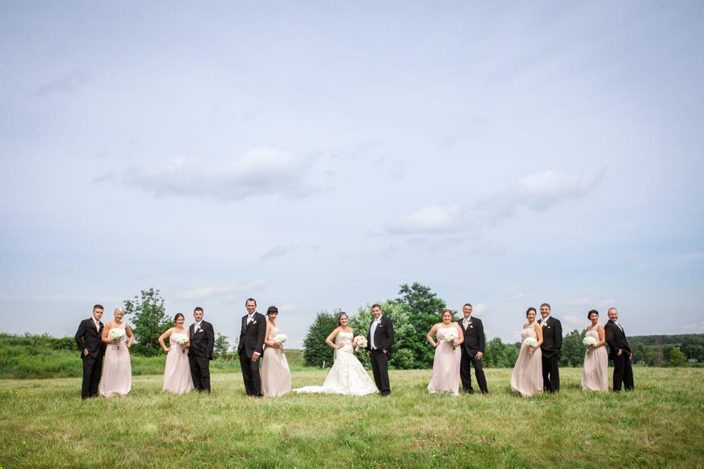 Zsuzsi-Pal-Photography-Wedding-Party-Field-Outdoor