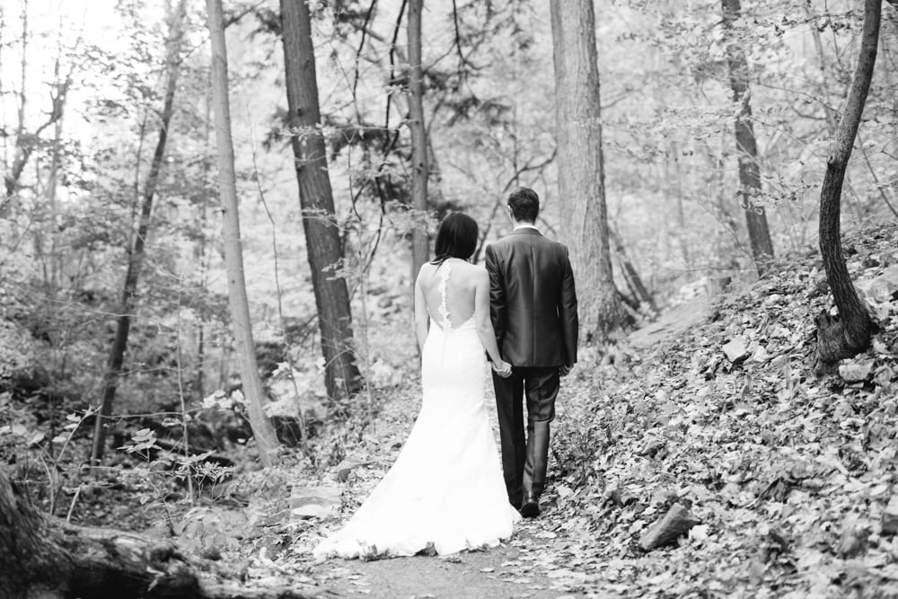 Couple-Walk-Forest-Zsuzsi-Pal-Photography-Wedding