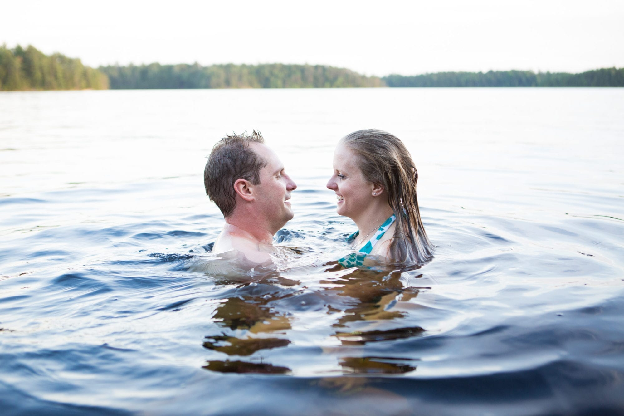 Lake Couple Engagement Zsuzsi Pal Photography