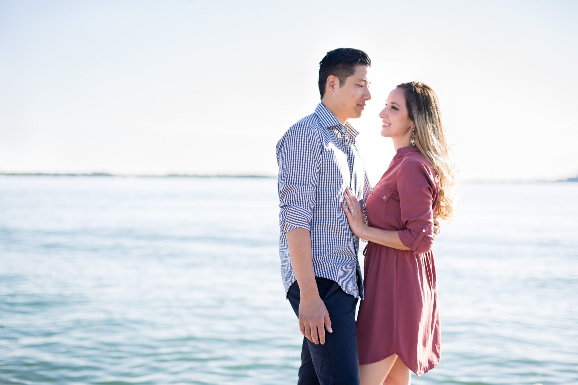 Couple Pier Toronto Engagement Zsuzsi Pal Photography
