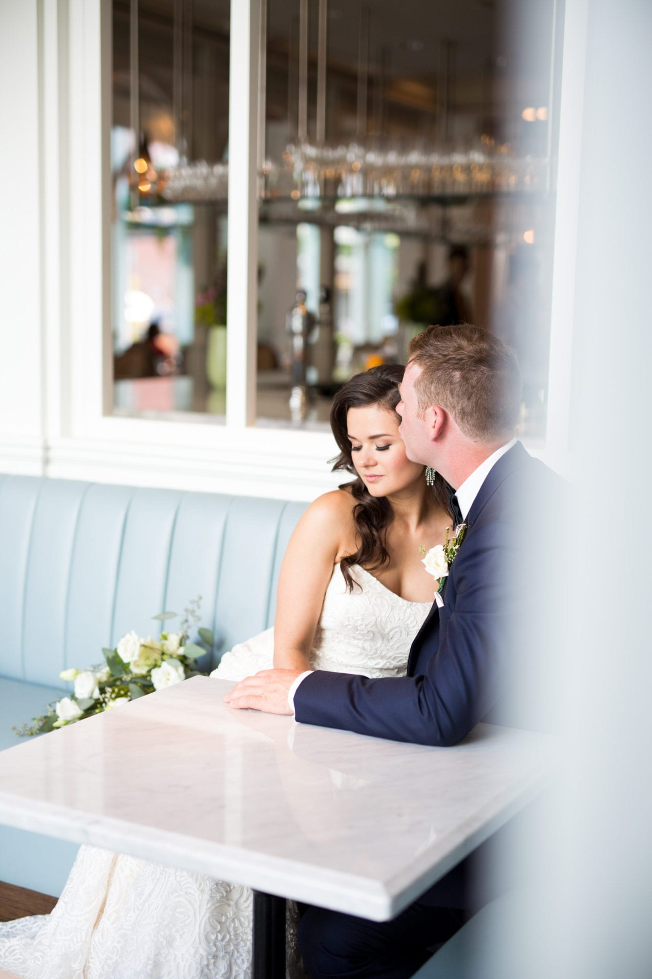 Colette Cafe Couple Zsuzsi Pal Photography Toronto Wedding