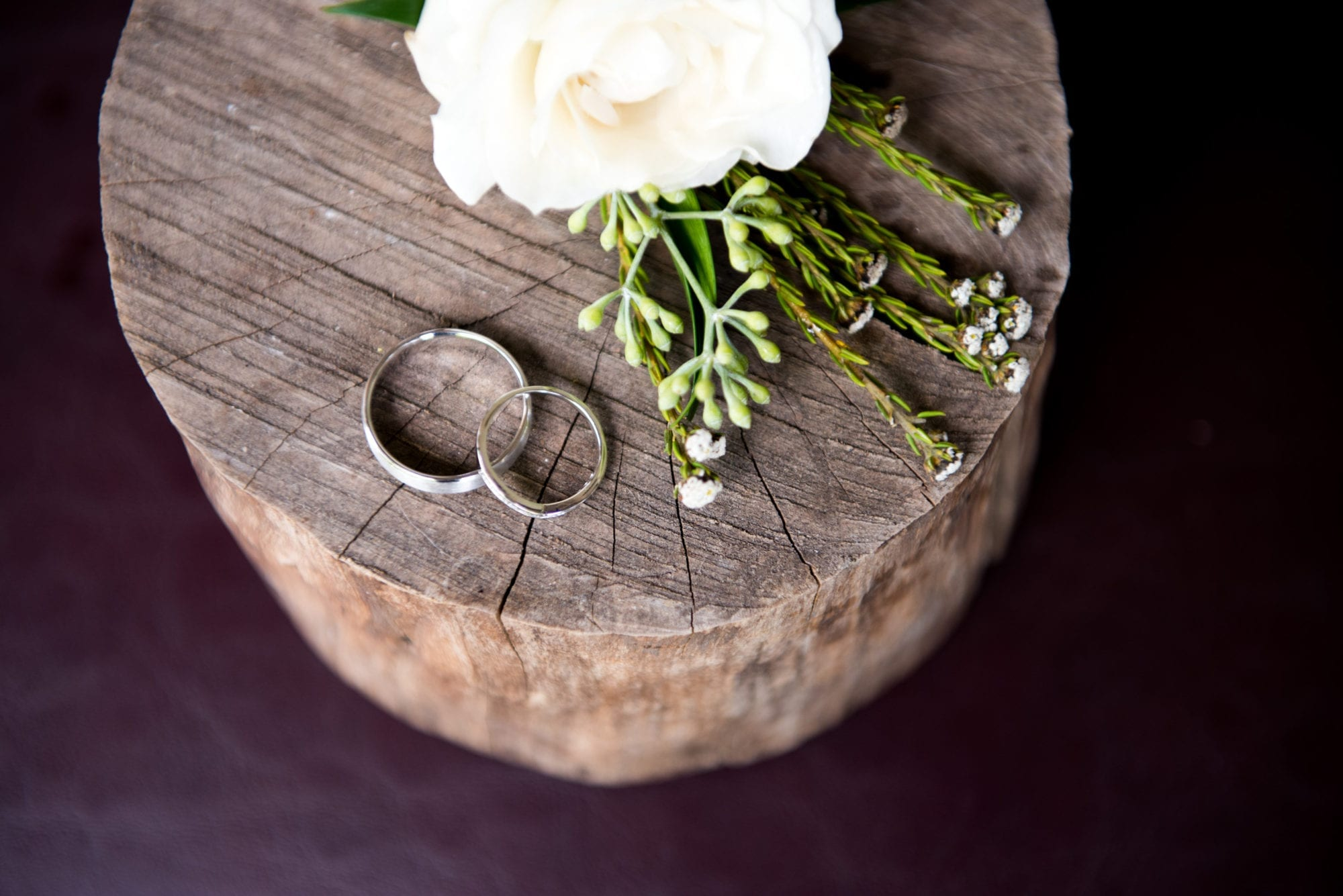 Rings Boutonnierre Zsuzsi Pal Photography Wedding Toronto