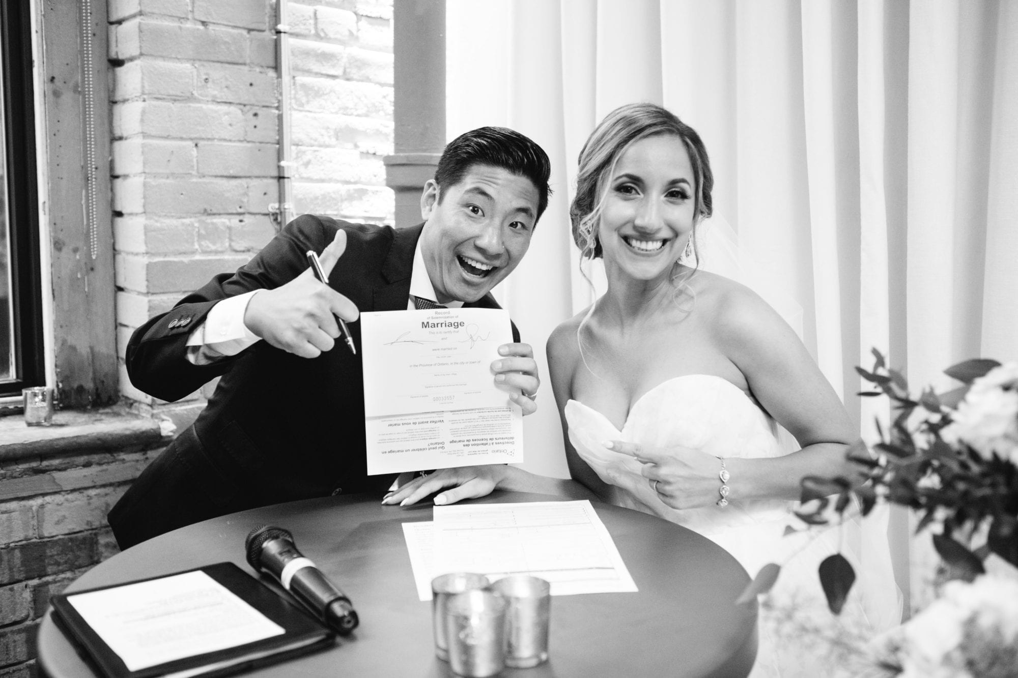 Marriage License Toronto Wedding Zsuzsi Pal Photography
