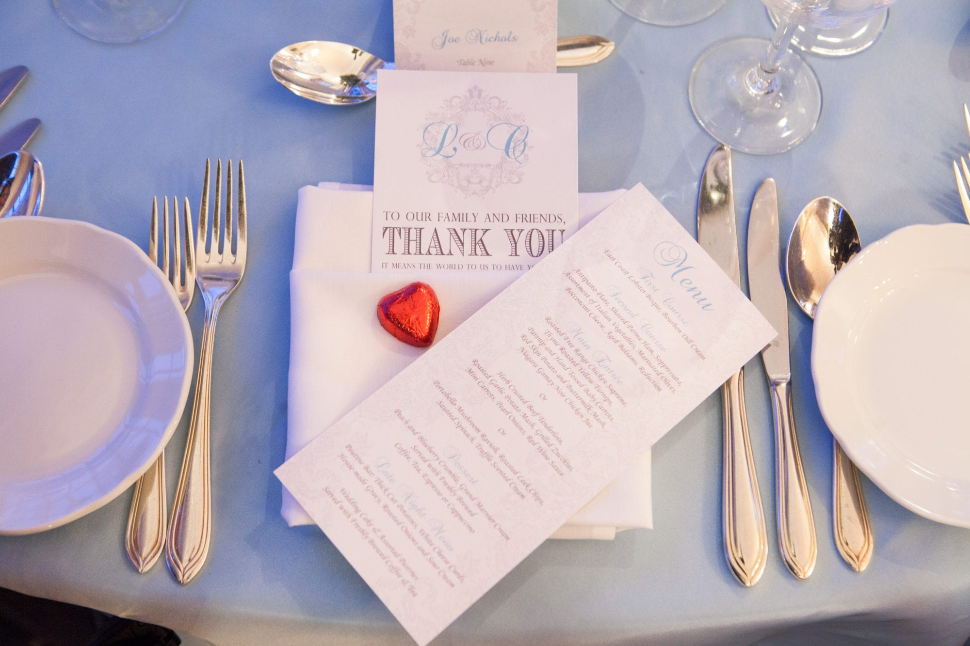 Love Table Setting Zsuzsi Pal Photography Wedding Estates of Sunnybrook