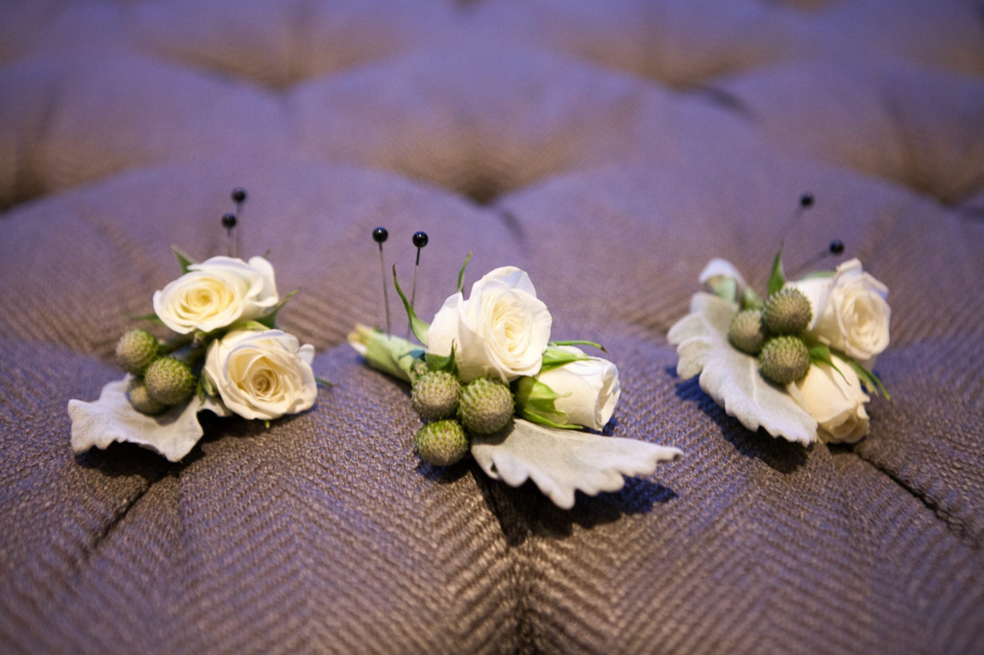 Boutonniere Zsuzsi Pal Photography Wedding Estates of Sunnybrook