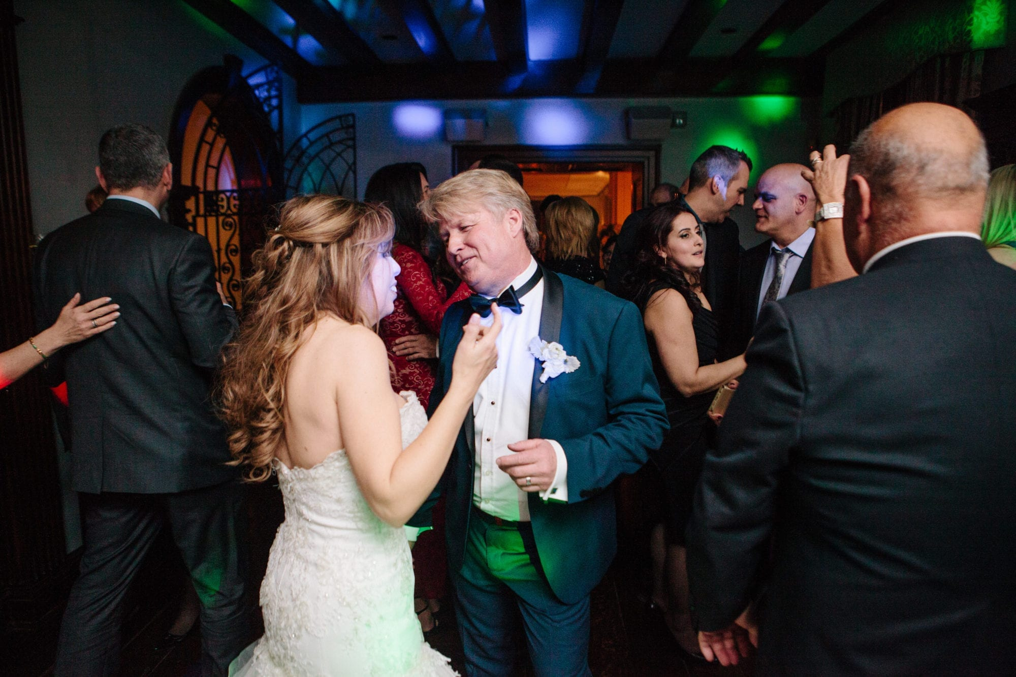 Party Zsuzsi Pal Photography Wedding Estates of Sunnybrook