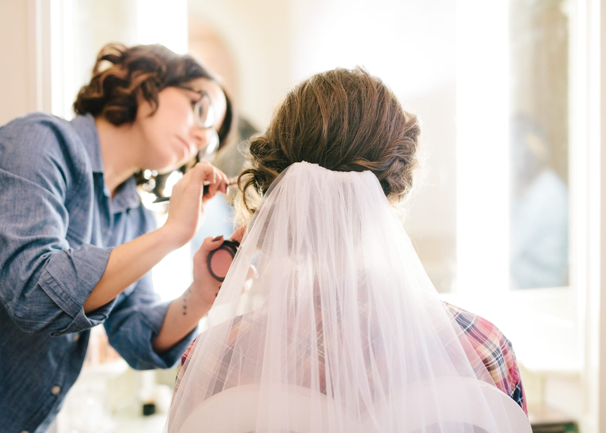 Bride Prep Heintzman House Wedding Zsuzsi Pal Photography