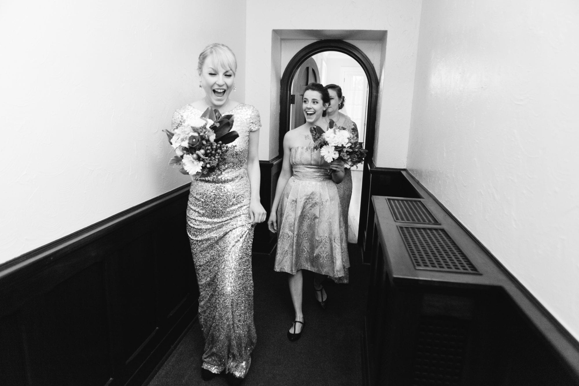 Bridesmaid Heintzman House Wedding Zsuzsi Pal Photography