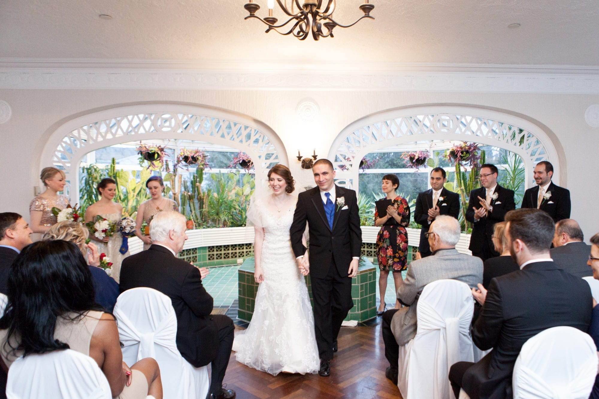 Ceremony Heintzman House Wedding Zsuzsi Pal Photography