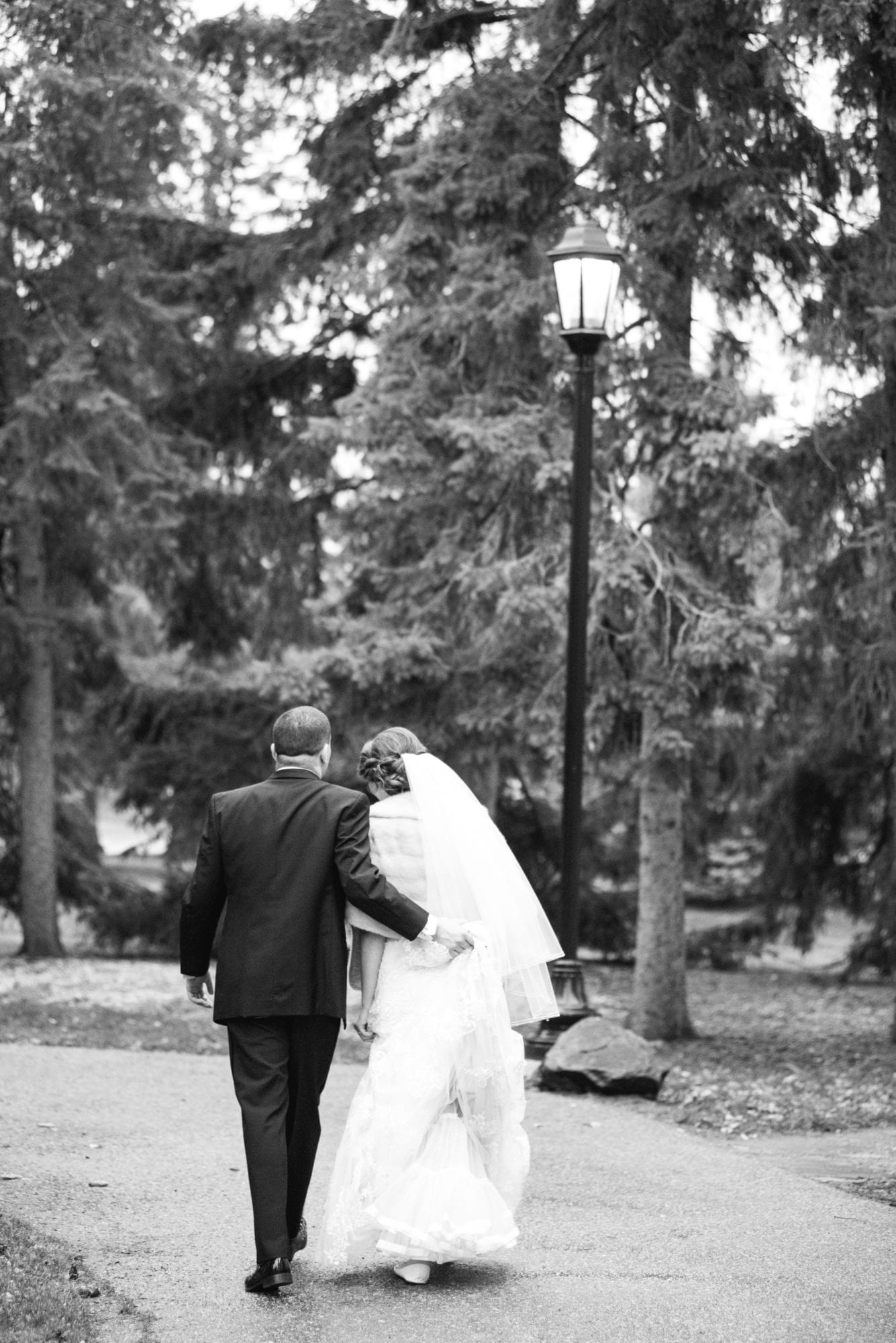 Bride Groom Portrait Heintzman House Wedding Zsuzsi Pal Photography