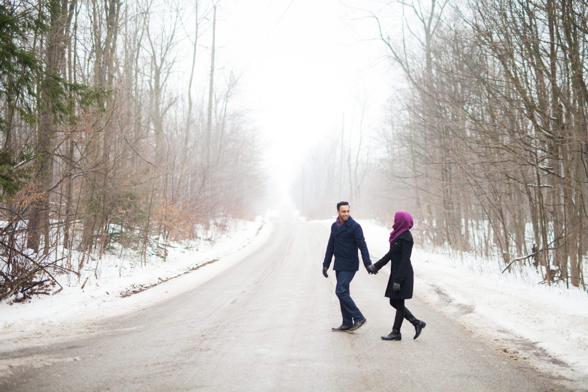 Walk Engagement Milton Scotdale Farm Zsuzsi Pal Photography