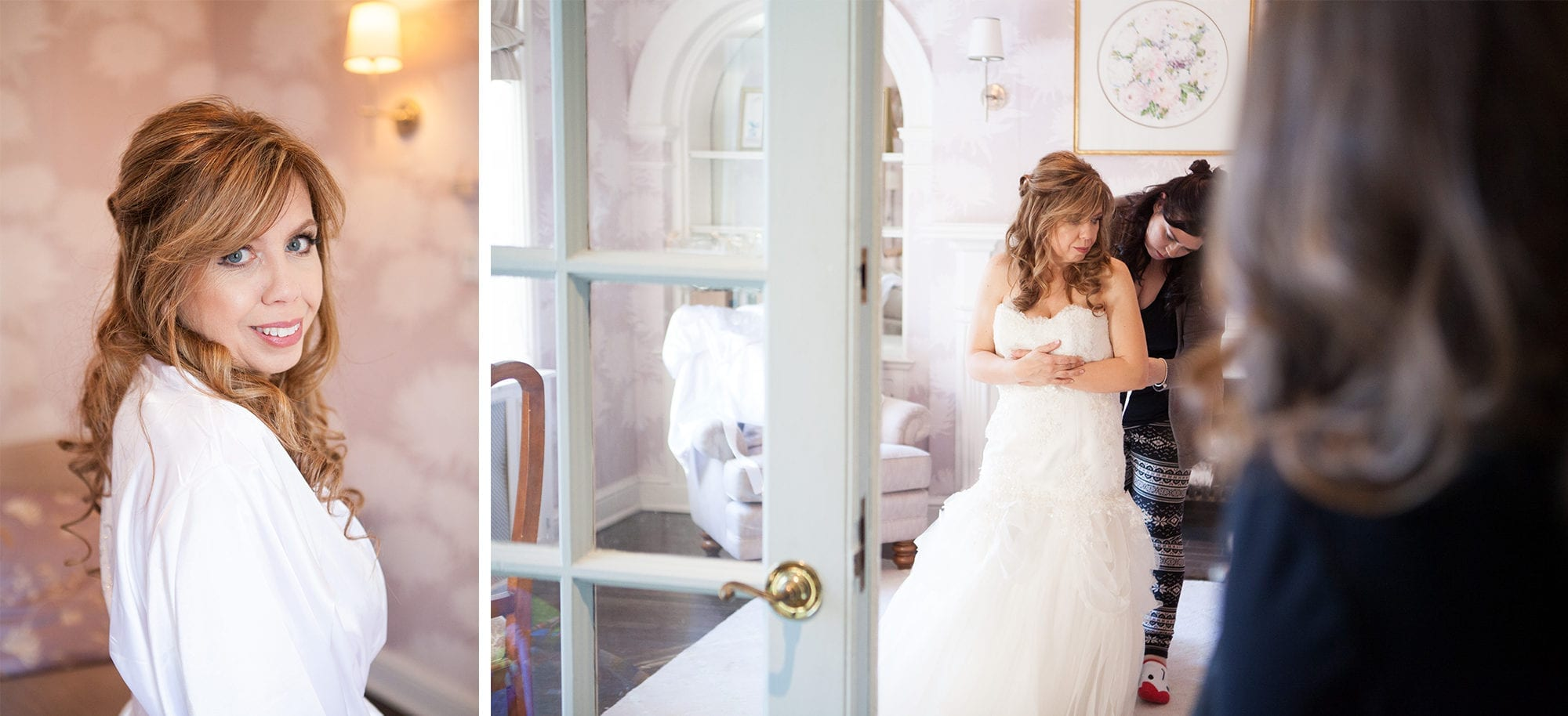 Bride Zsuzsi Pal Photography Wedding Estates of Sunnybrook