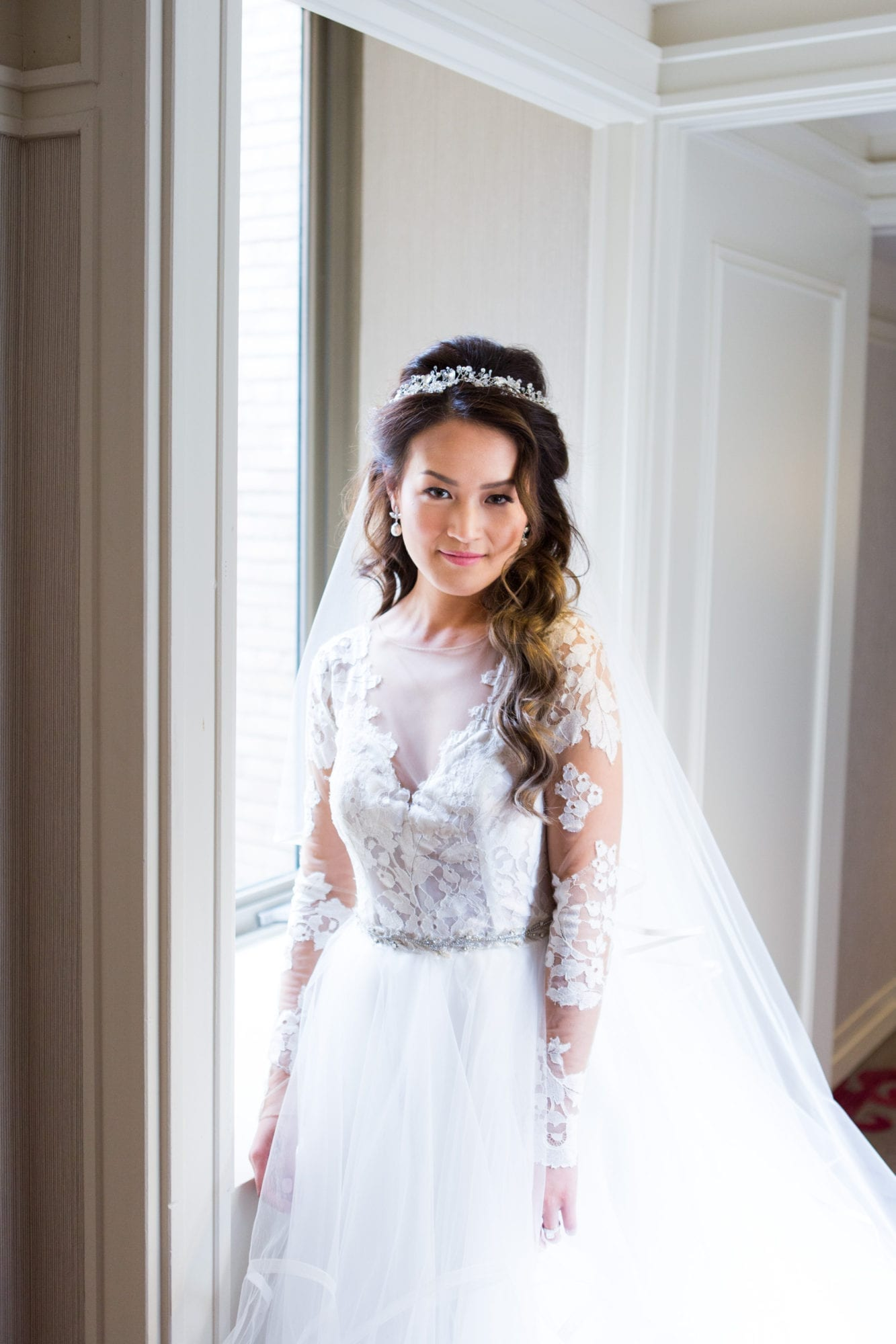 Bride Portrait Toronto Wedding Zsuzsi Pal Photography
