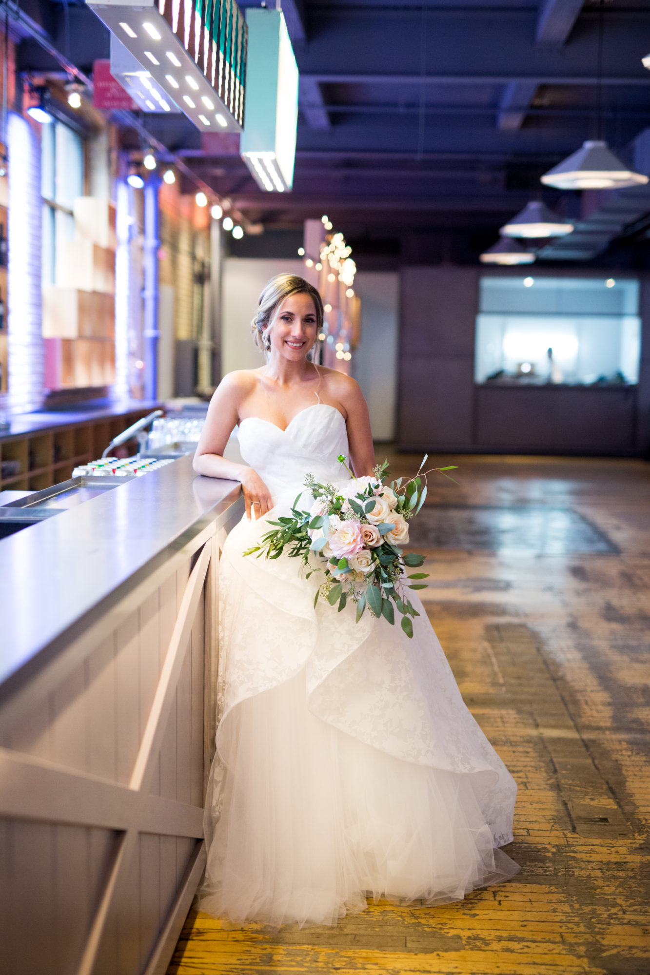 Zsuzsi Pal Photography Toronto Wedding 2nd Second Floor Events Bride Bouquet