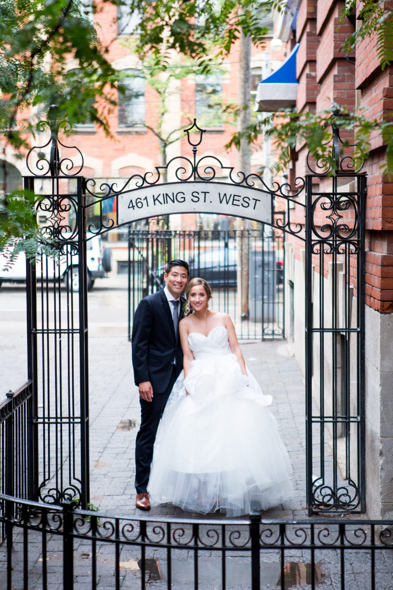 King Street Bride Groom Zsuzsi Pal Photography Toronto Wedding 2nd Second Floor Events