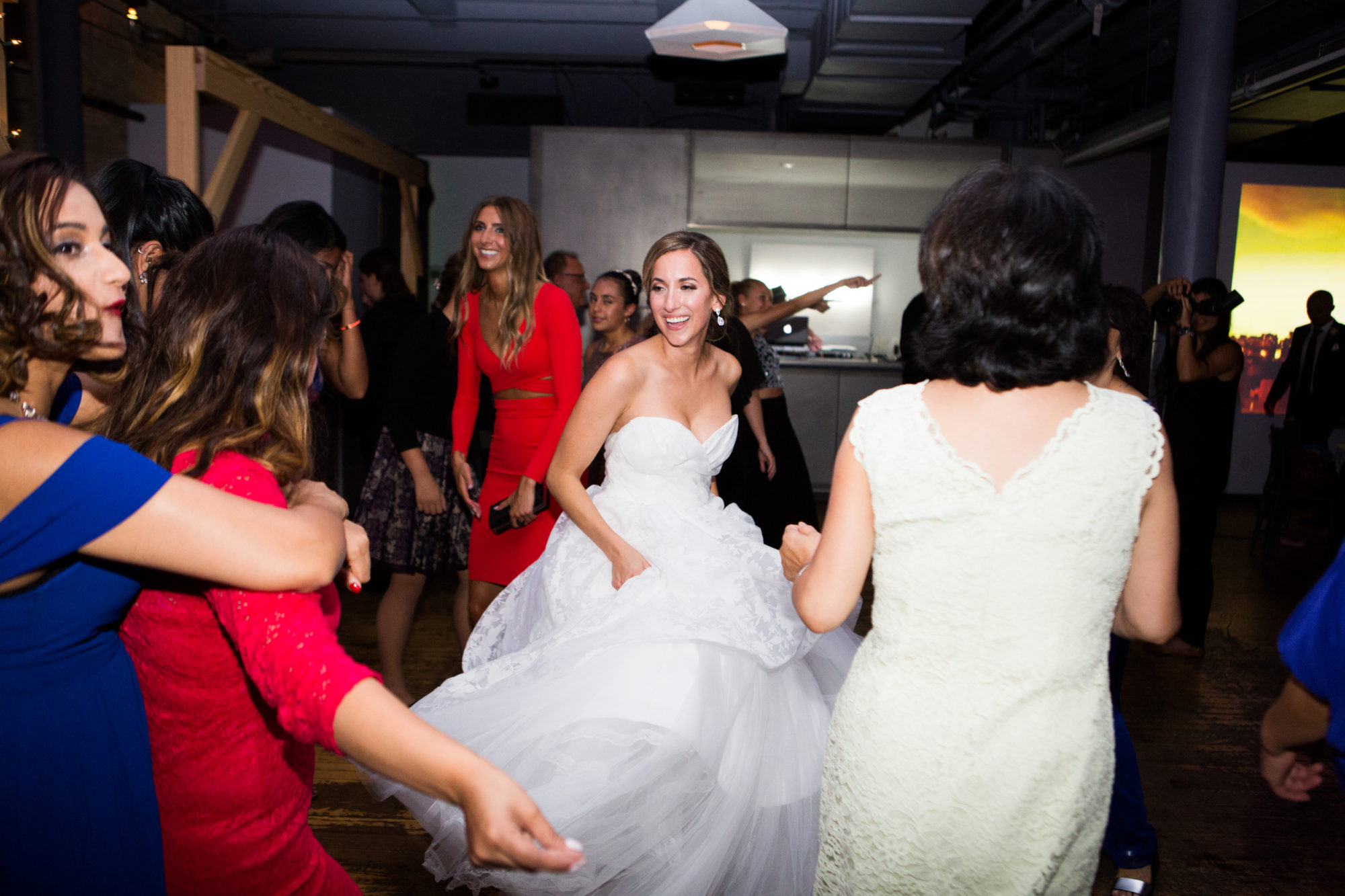Dance Party Zsuzsi Pal Photography Toronto Wedding 2nd Second Floor Events