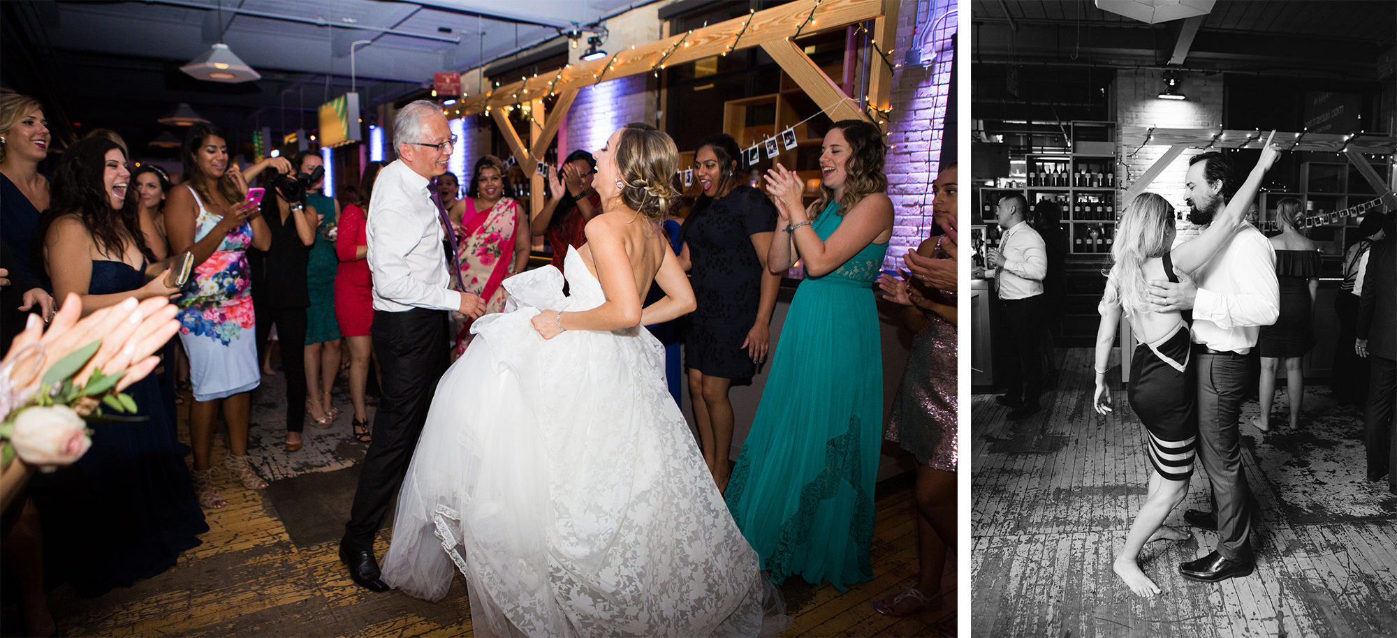 Party Dance Reception Zsuzsi Pal Photography Toronto Wedding 2nd Second Floor Events
