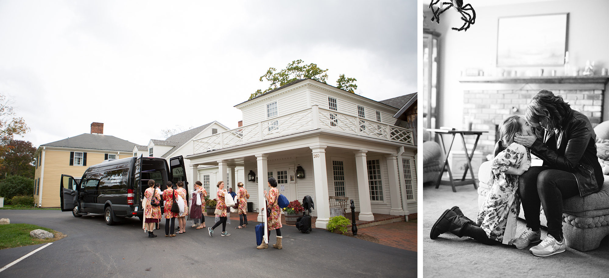 Wedding Massachusetts Zsuzsi Pal Photography Destination Bridesmaids Salem's Cross Inn