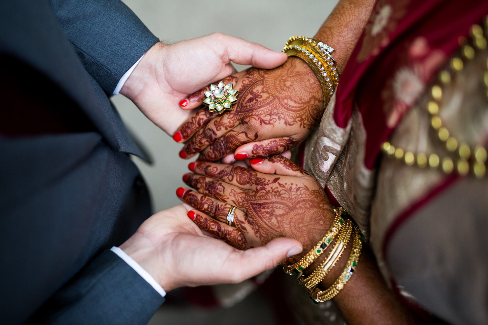 Henna Hands Indian Wedding Toronto Wedding Zsuzsi Pal Photography
