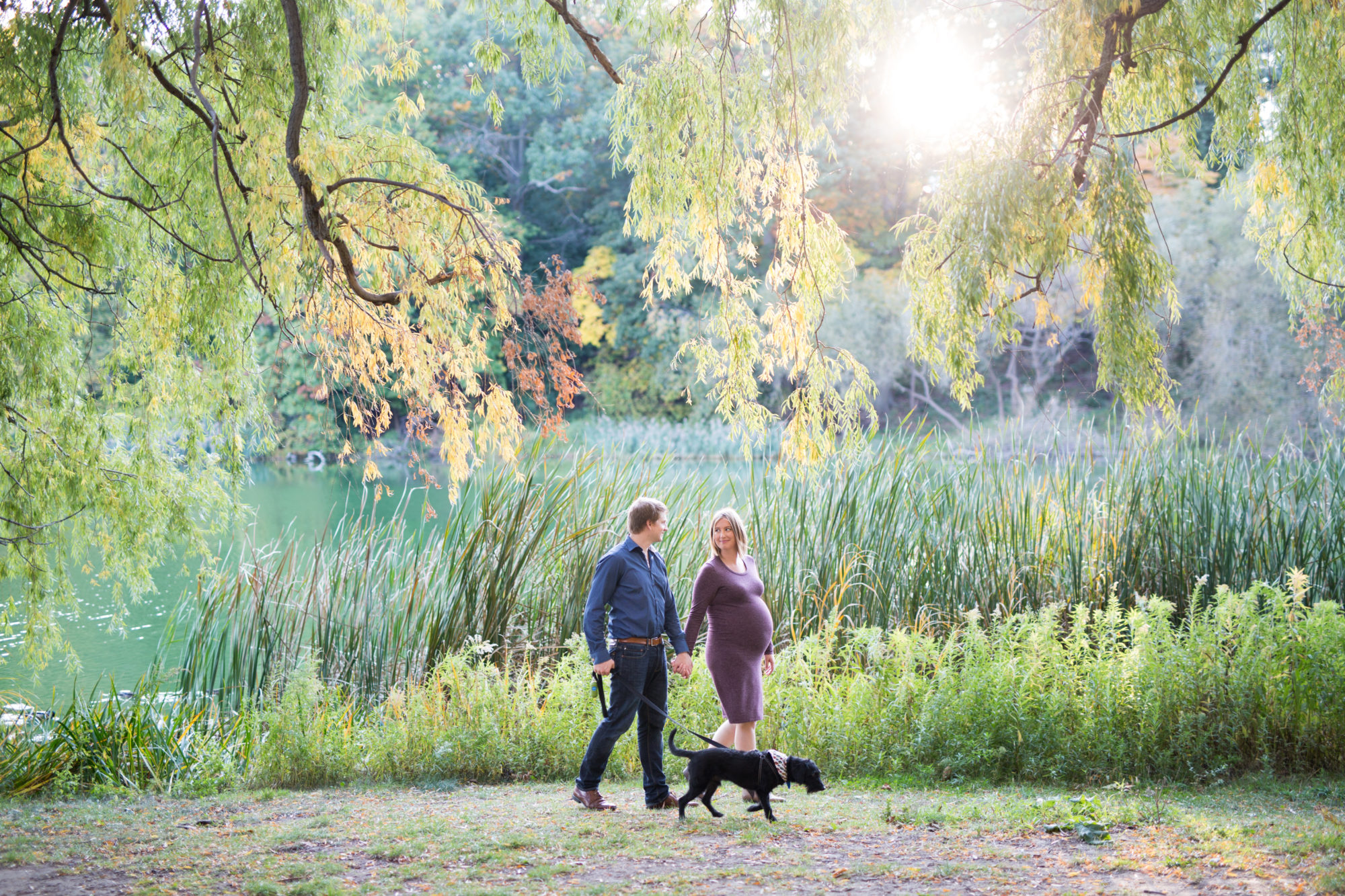 Maternity Family Shoot Toronto Wedding Zsuzsi Pal Photography High Park