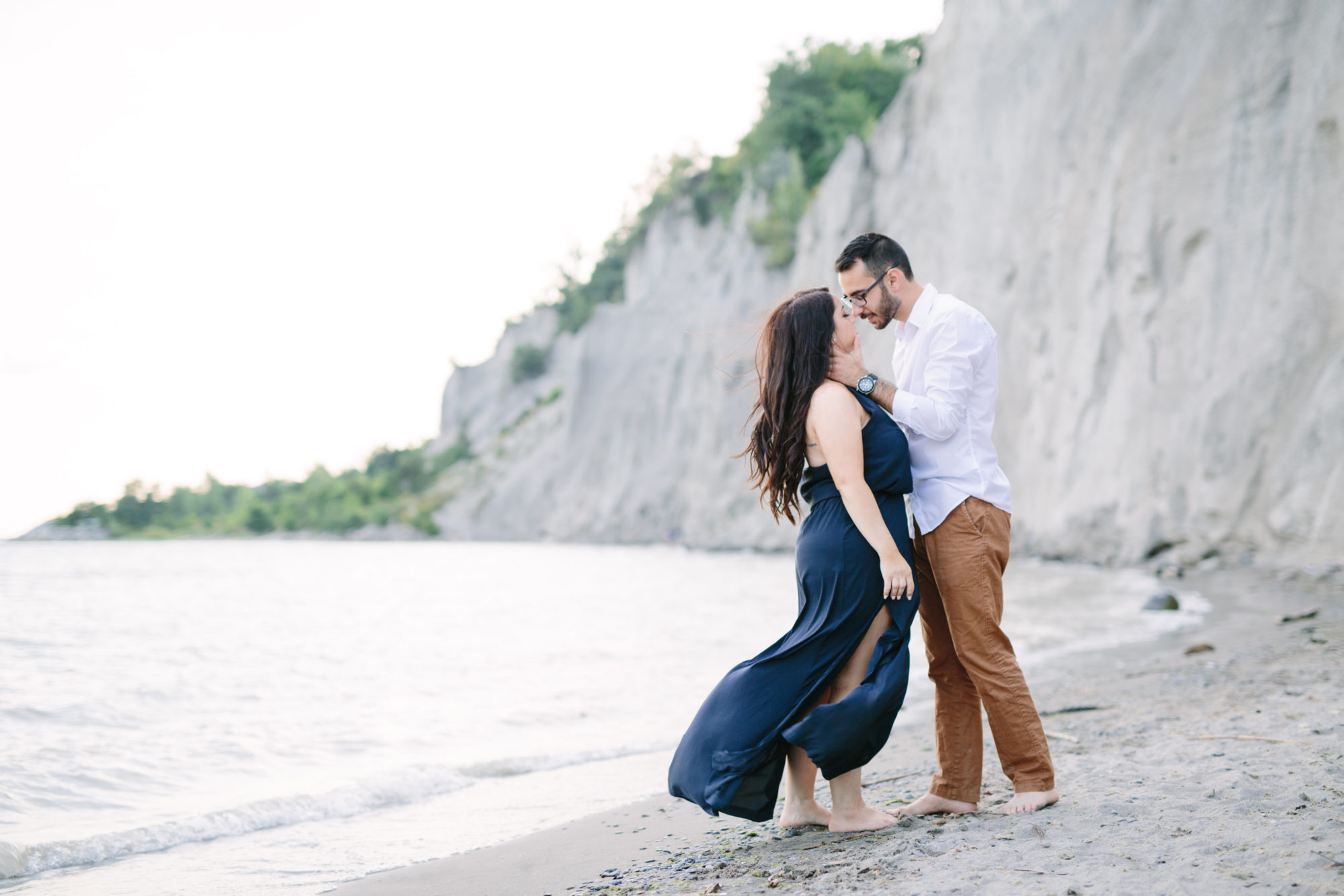 Scarborough Bluffs Engagement Toronto Wedding Zsuzsi Pal Photography