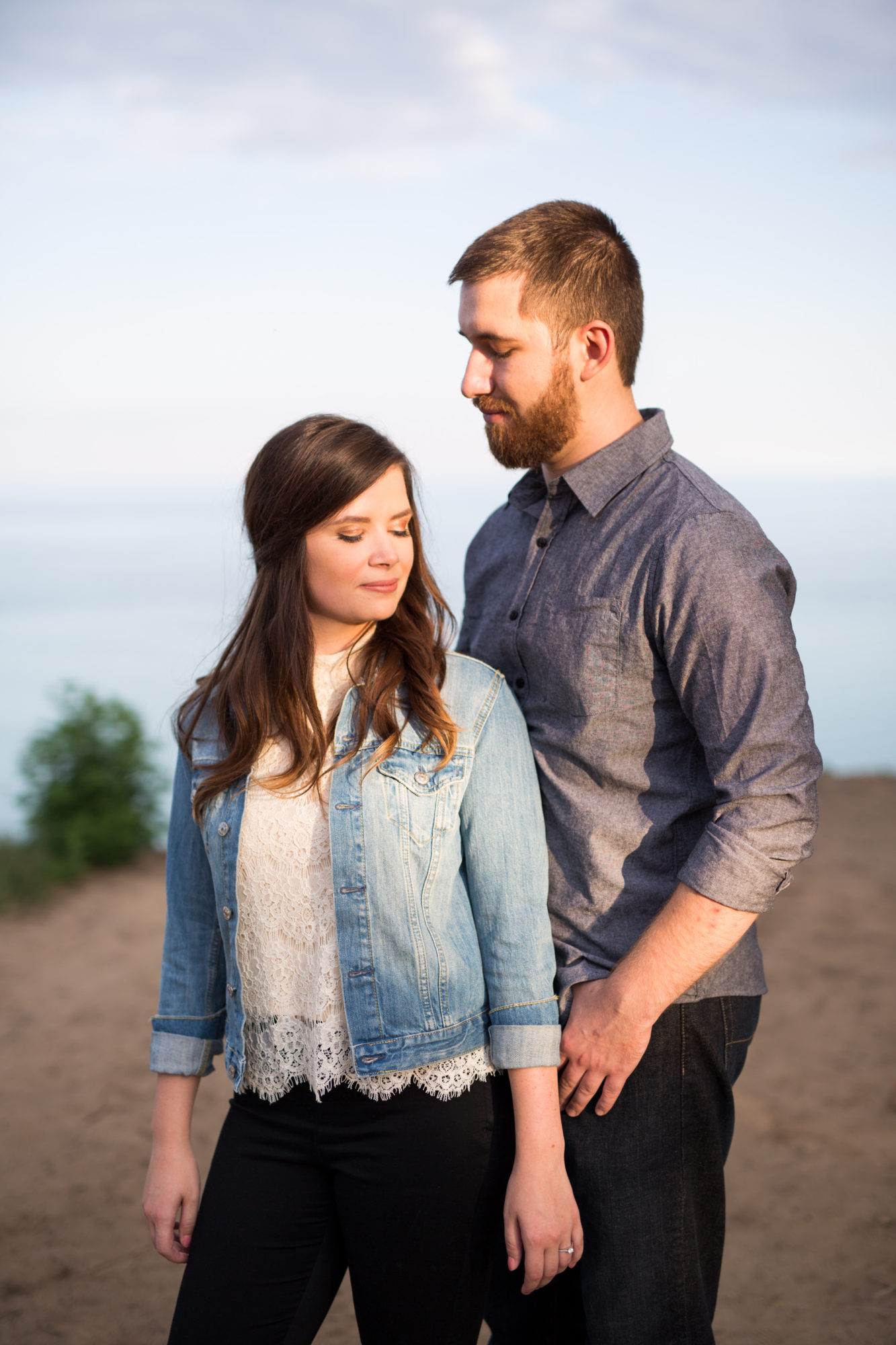 Sunset Engagement Toronto Wedding Zsuzsi Pal Photography