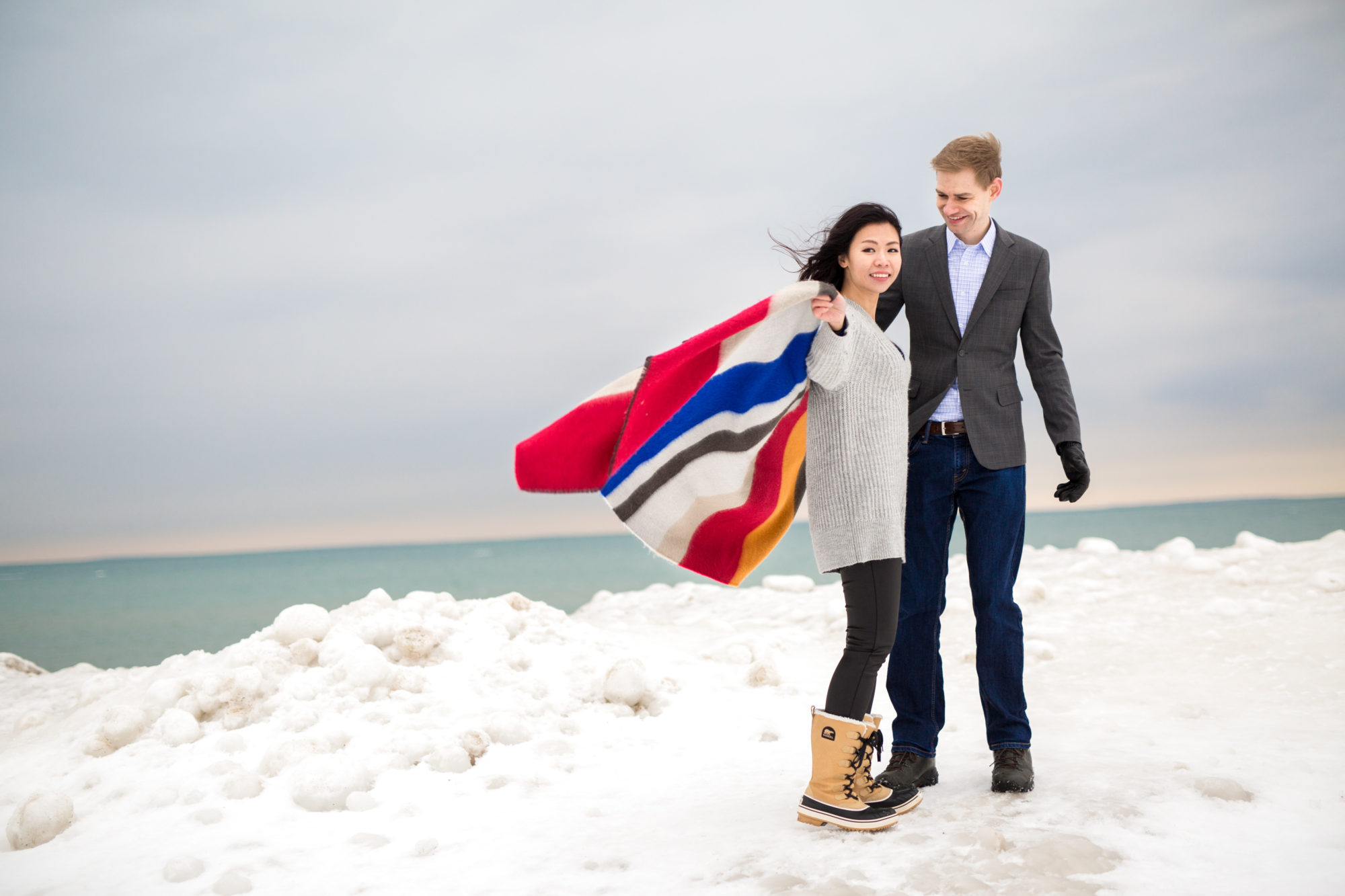 Collingwood Engagement Georgian Bay Toronto Wedding Zsuzsi Pal Photography