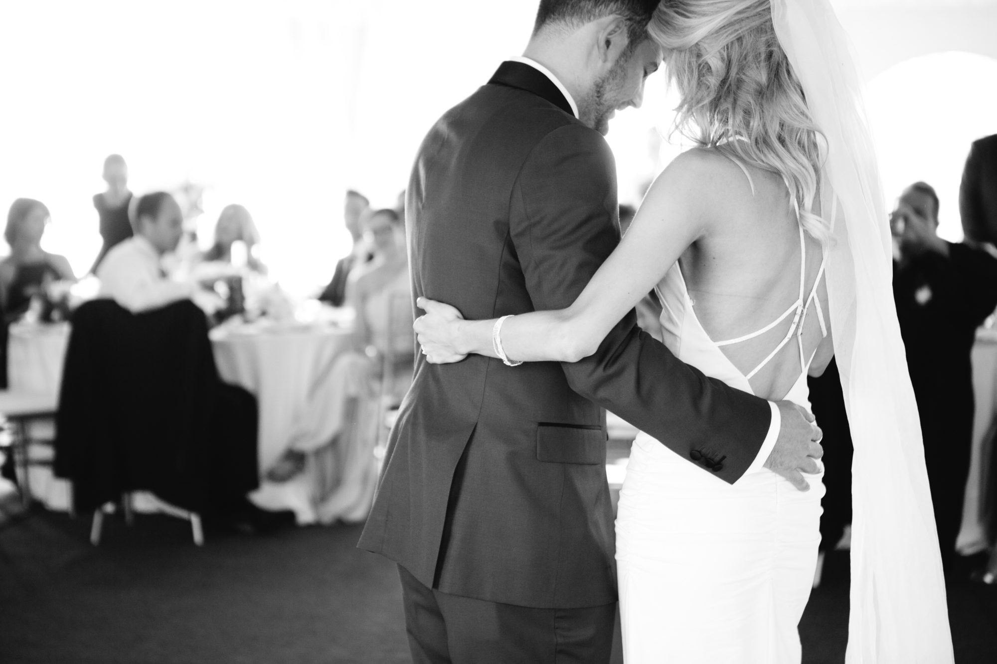 First Dance Toronto Wedding Zsuzsi Pal Photography