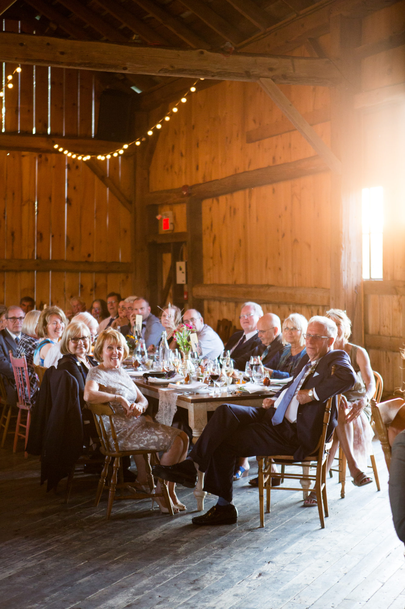Barn Reception South Pond Farms Zsuzsi Pal Photography Wedding