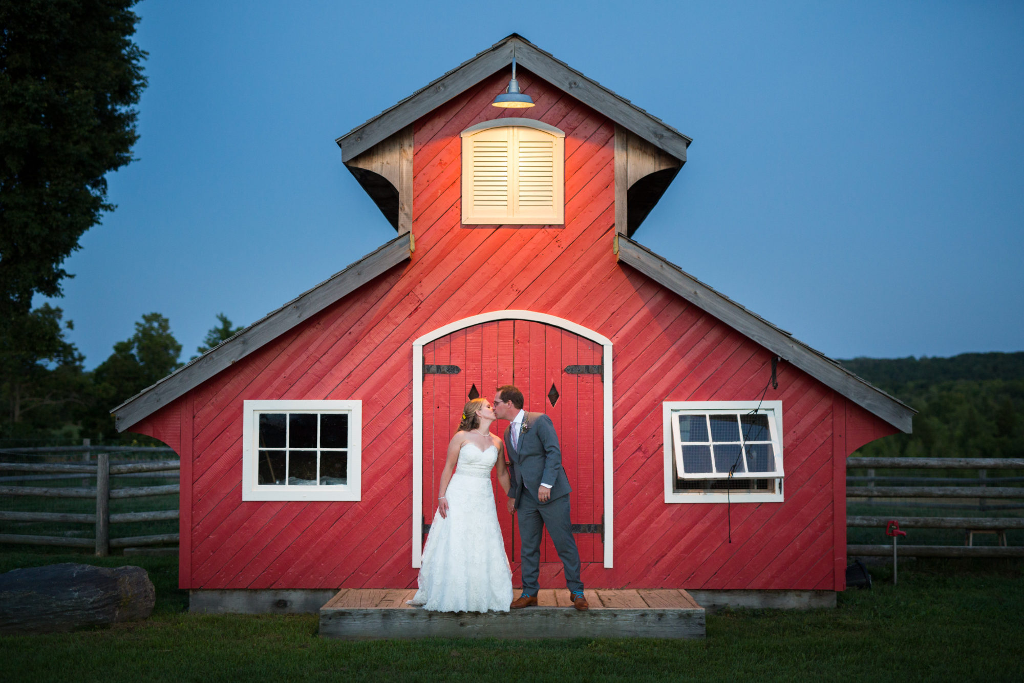 Red Bard Portrait South Pond Farms Zsuzsi Pal Photography Wedding