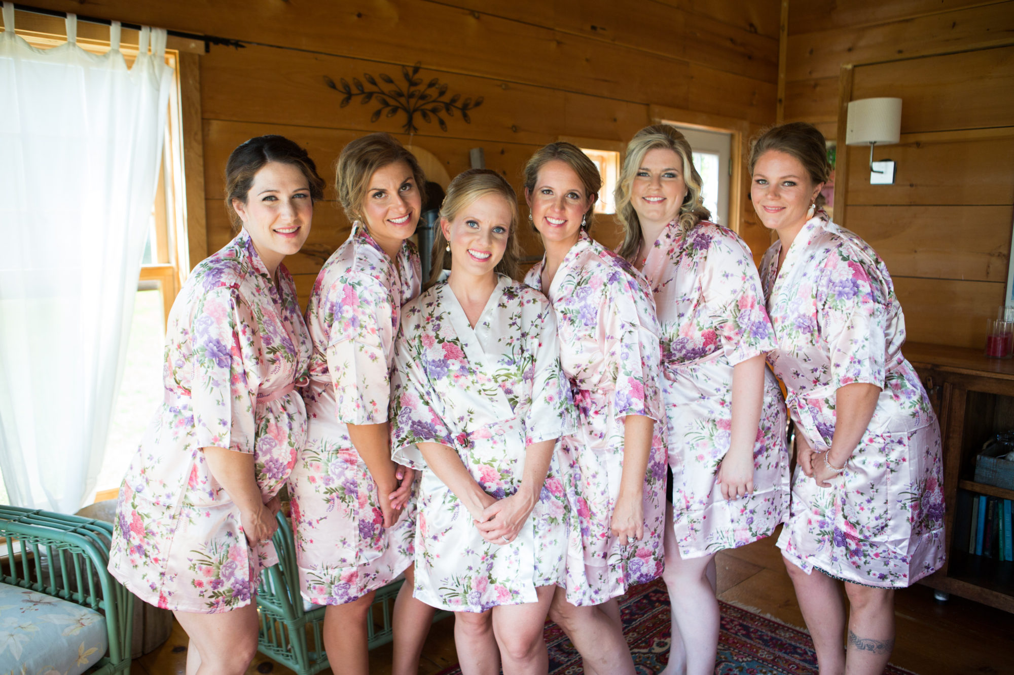 Bridemaids Bride South Pond Farms Zsuzsi Pal Photography Wedding
