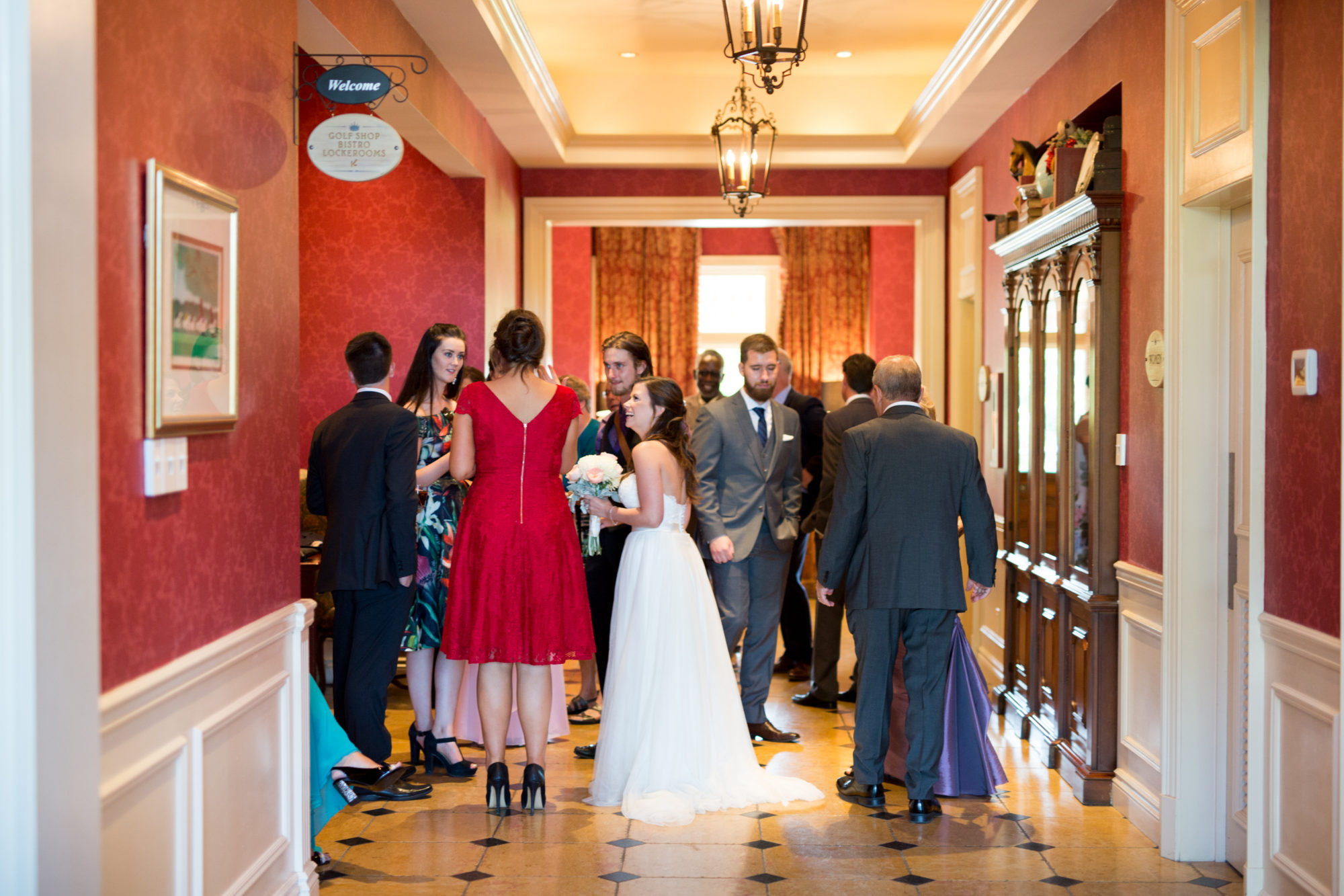 Reception Candid Wedding King City Zsuzsi Pal Photography