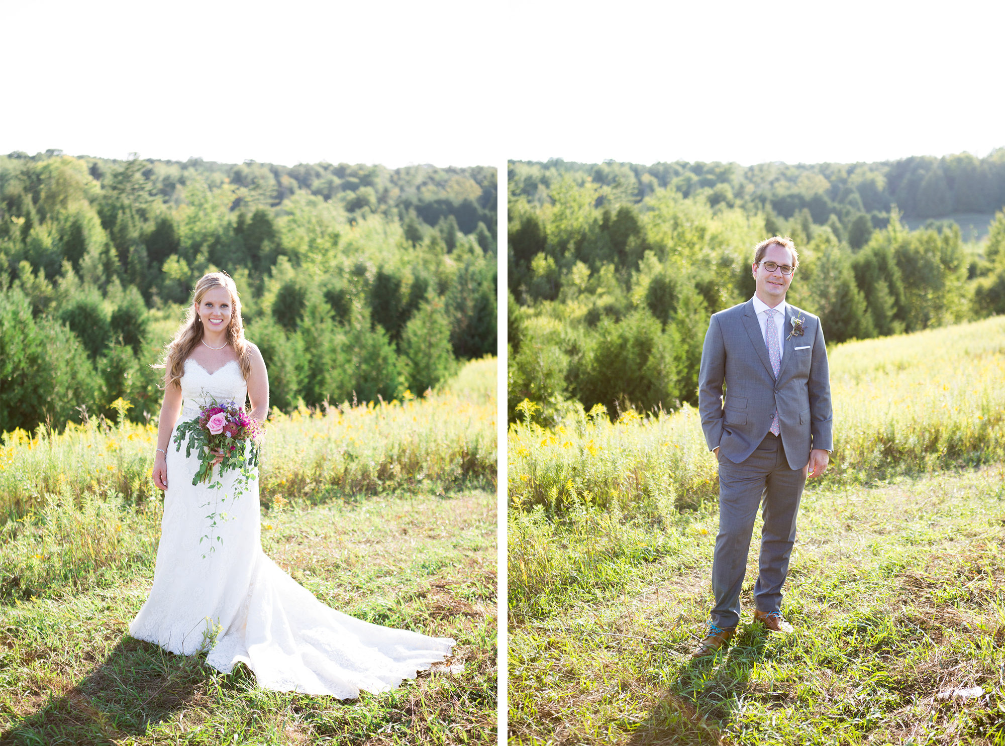 Bride Groom South Pond Farms Zsuzsi Pal Photography Wedding