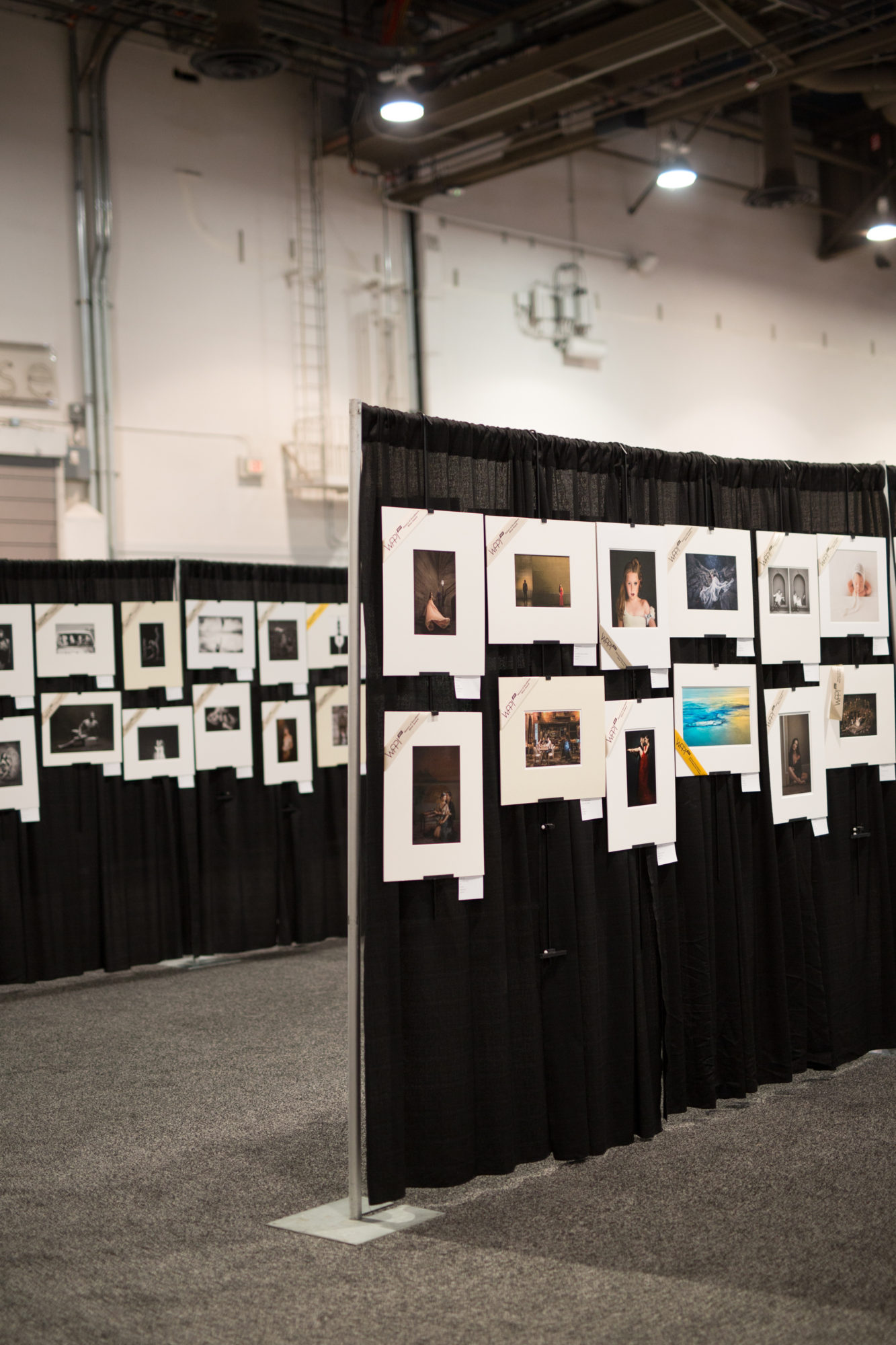 Print Contest Convention Floor Las Vegas WPPI 2017 Zsuzsi Pal Photography