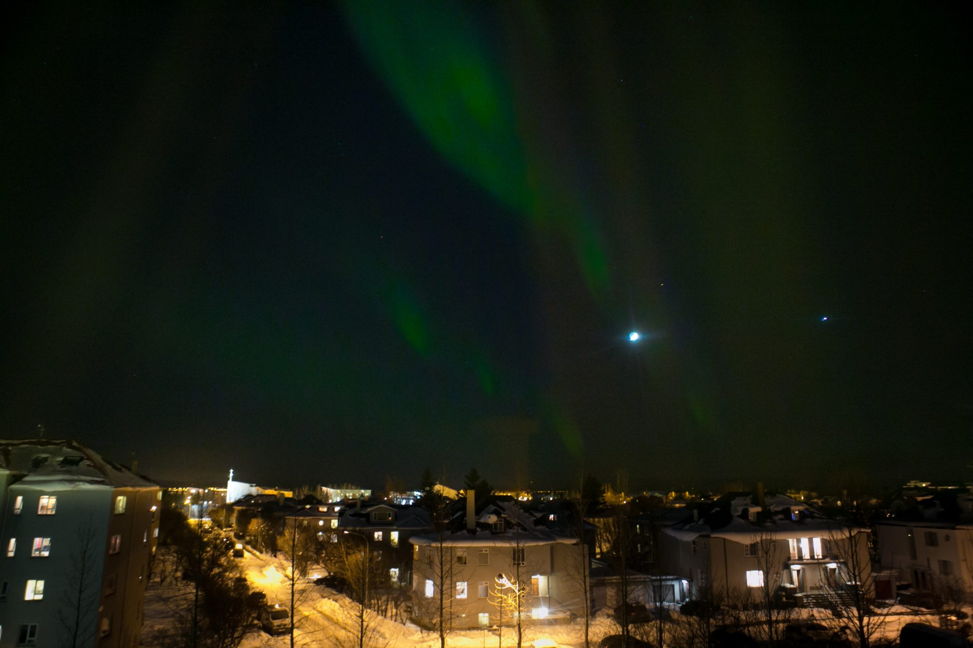 Northern Lights Reykjavik Iceland Zsuzsi Pal Photography Aurora Borealis
