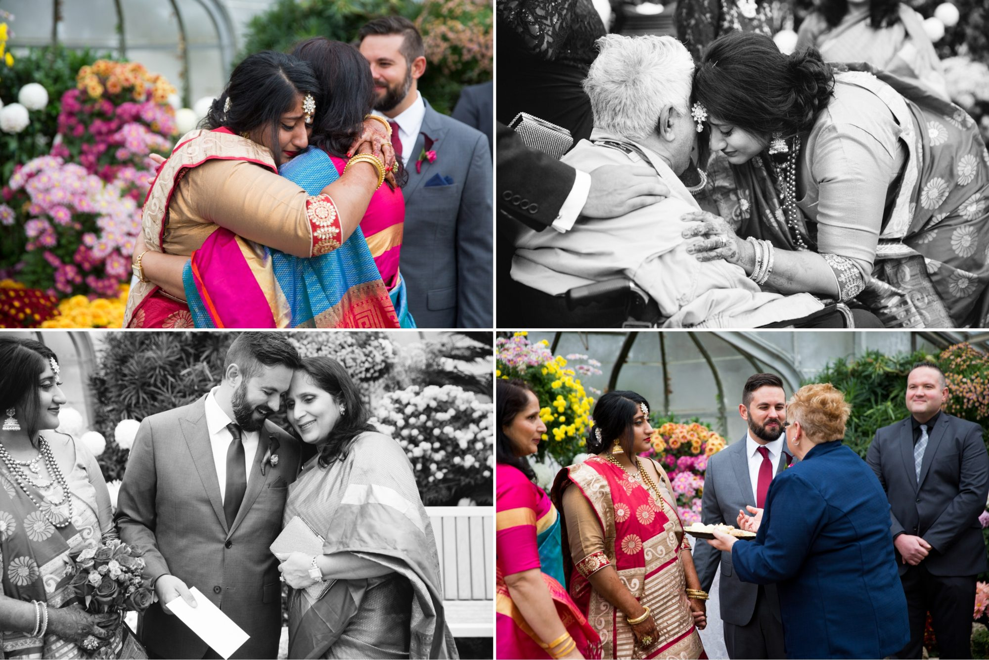 Family Ceremony Indian Wedding Zsuzsi Pal Photography