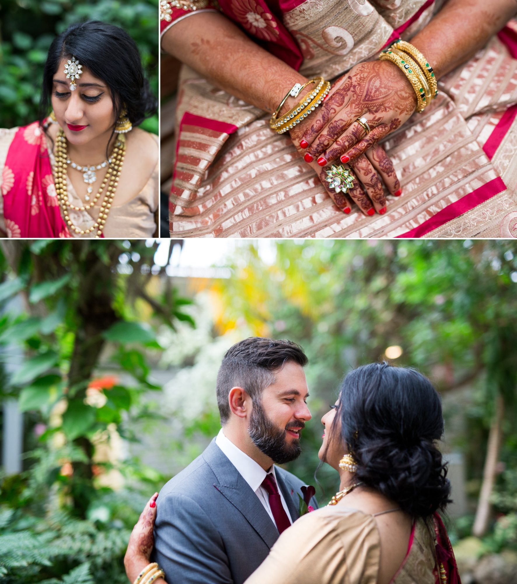 Couple Portraits Indian Wedding Zsuzsi Pal Photography