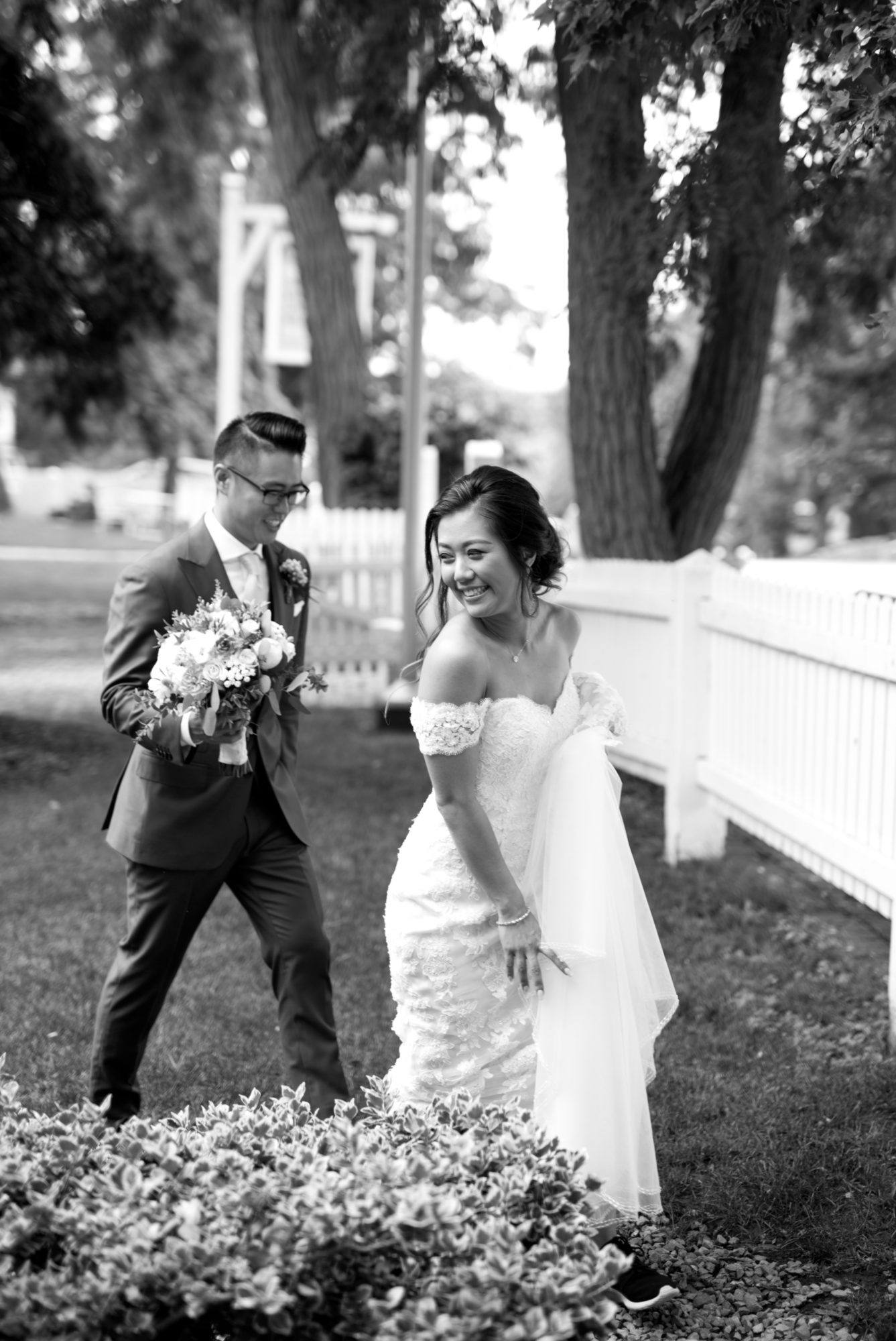 Bride Groom Candid Toronto Chinese Korean Wedding Zsuzsi Pal Photography
