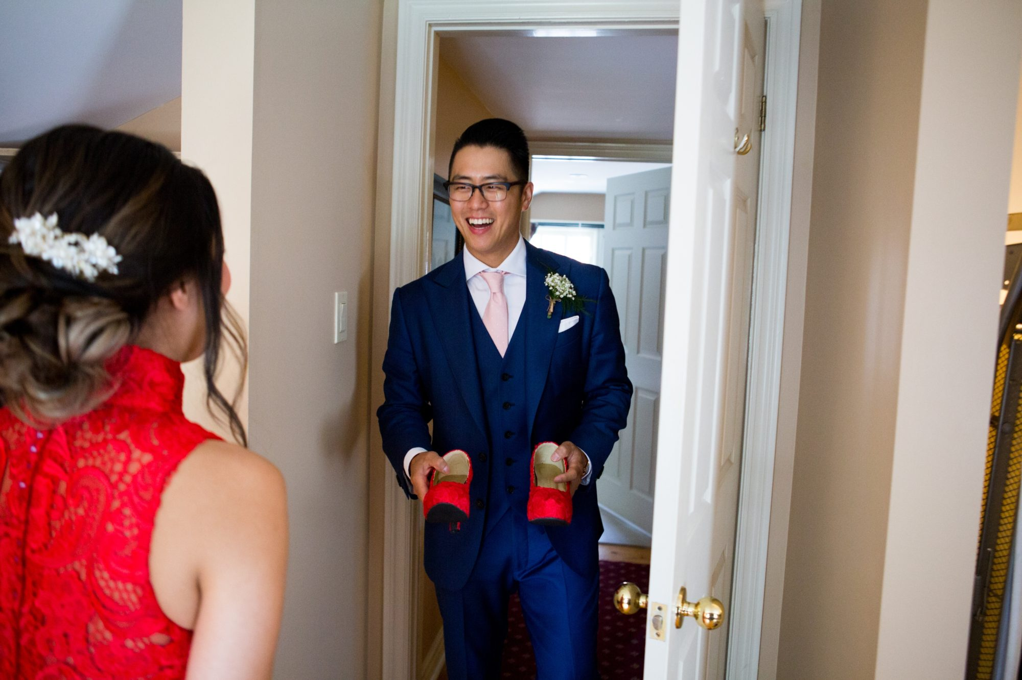 Chinese Red Dress Toronto Chinese Korean Wedding Zsuzsi Pal Photography