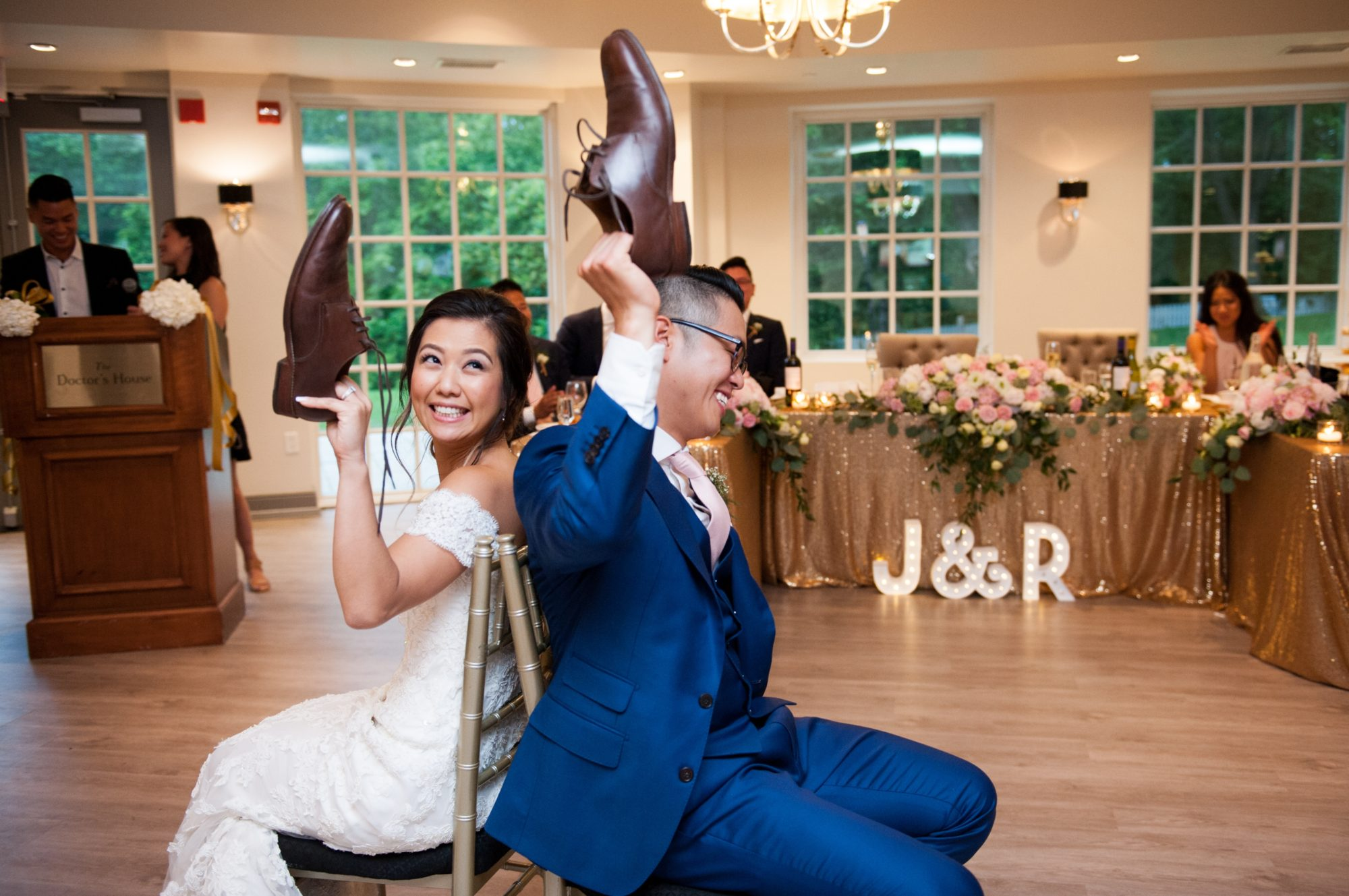 Shoe Game Toronto Chinese Korean Wedding Zsuzsi Pal Photography