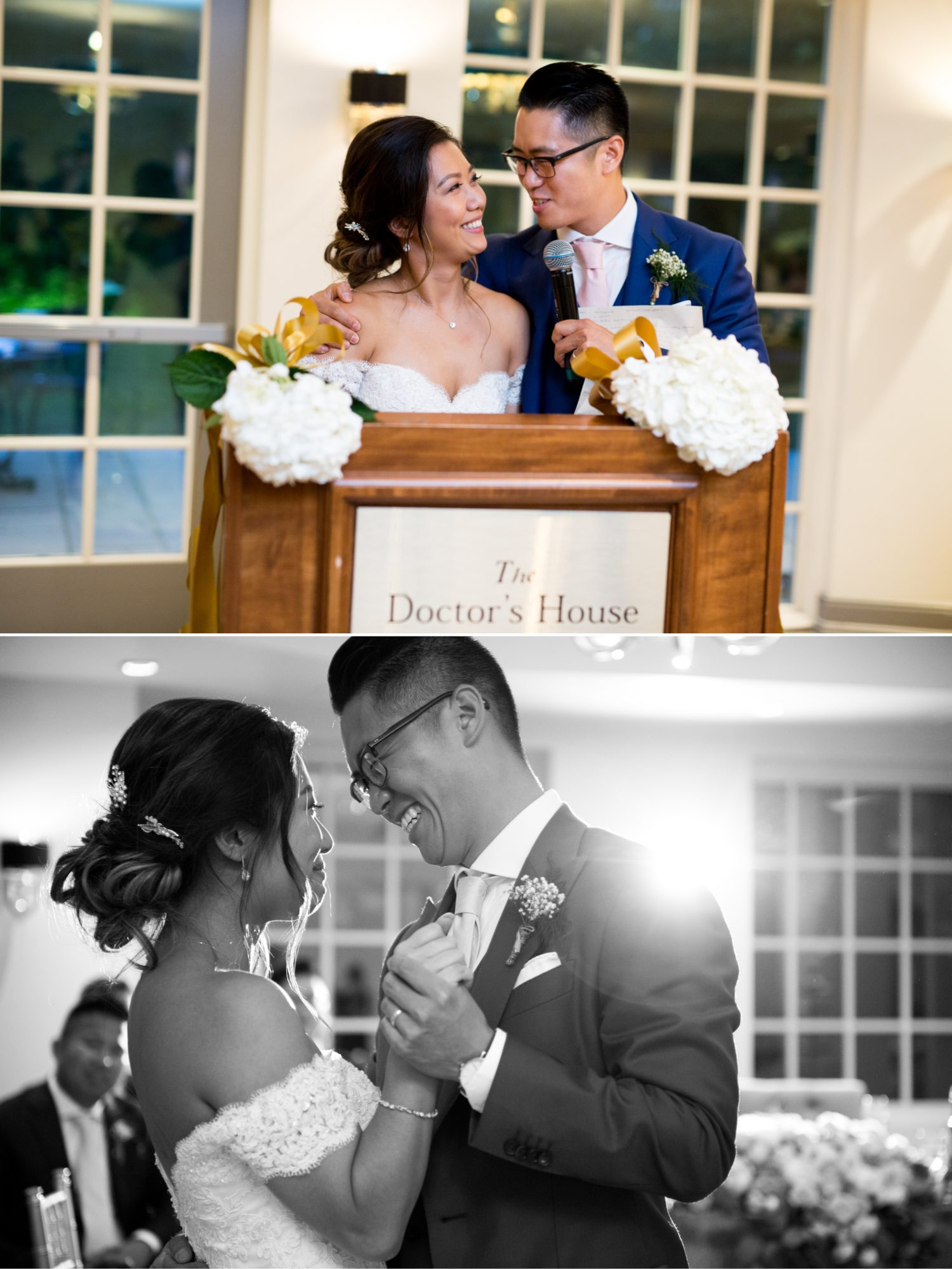 First Dance Speech Toronto Chinese Korean Wedding Zsuzsi Pal Photography