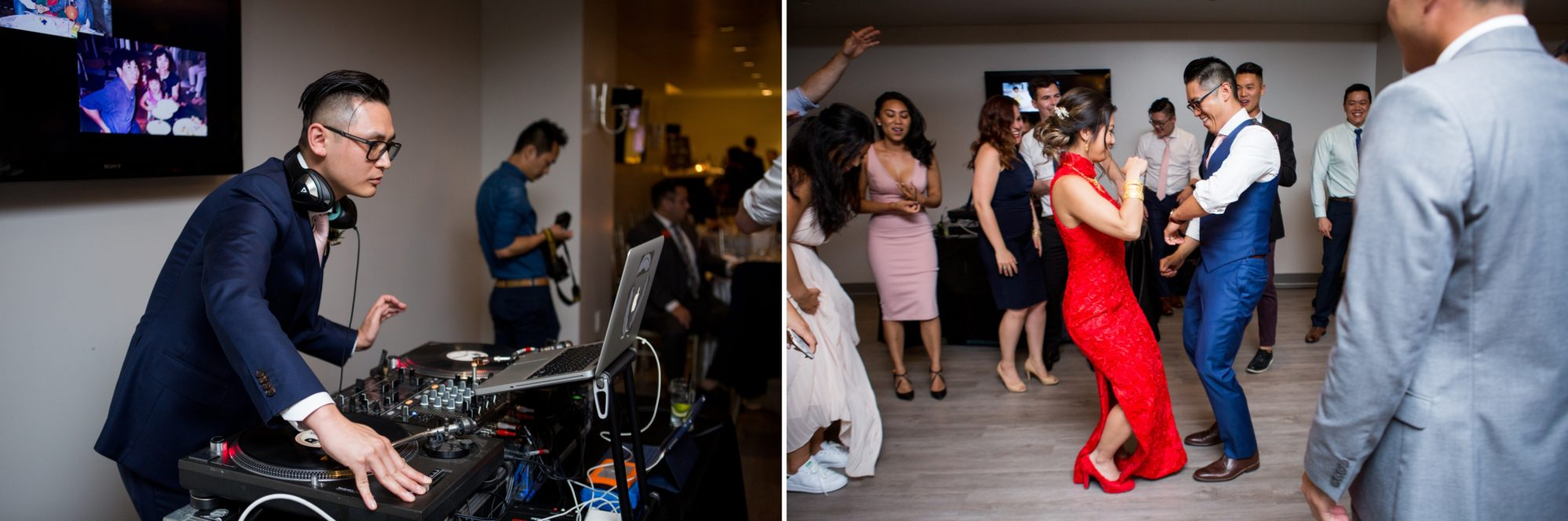 DJ Party Dance Toronto Chinese Korean Wedding Zsuzsi Pal Photography