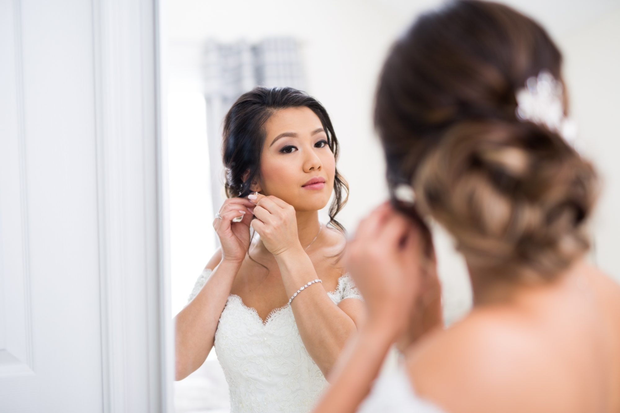 Bride Toronto Chinese Korean Wedding Zsuzsi Pal Photography