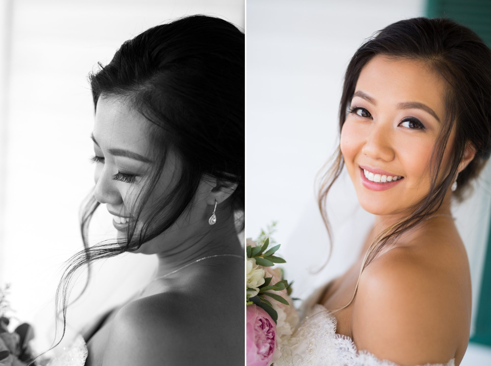 Bride Portrait Toronto Chinese Korean Wedding Zsuzsi Pal Photography