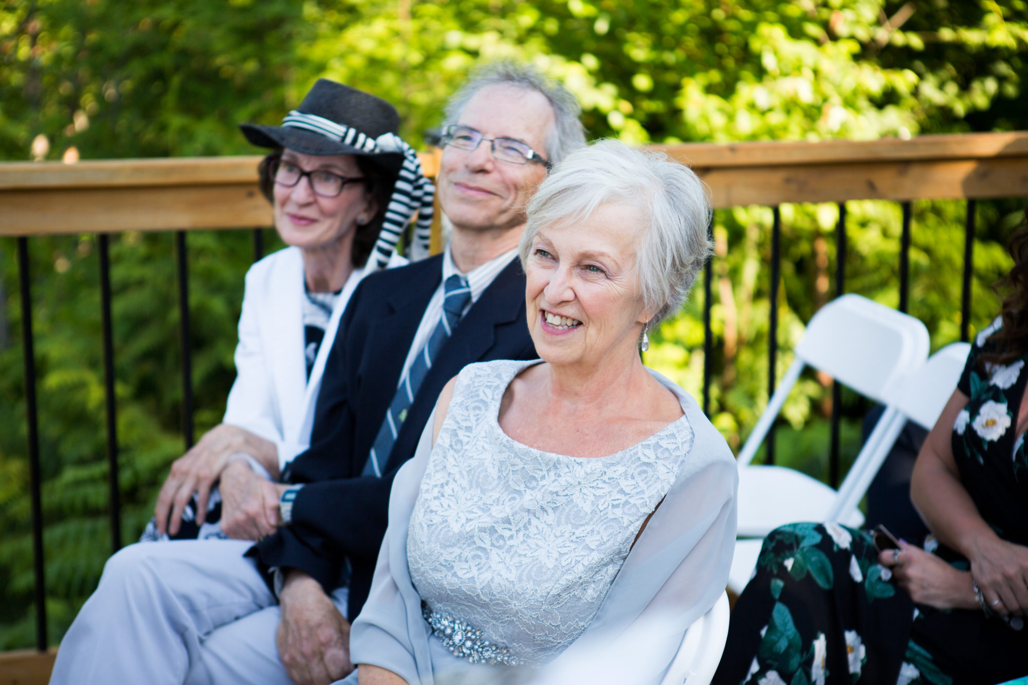 Guests Hope Wedding British Columbia American Creek Lodge Zsuzsi Pal Photography