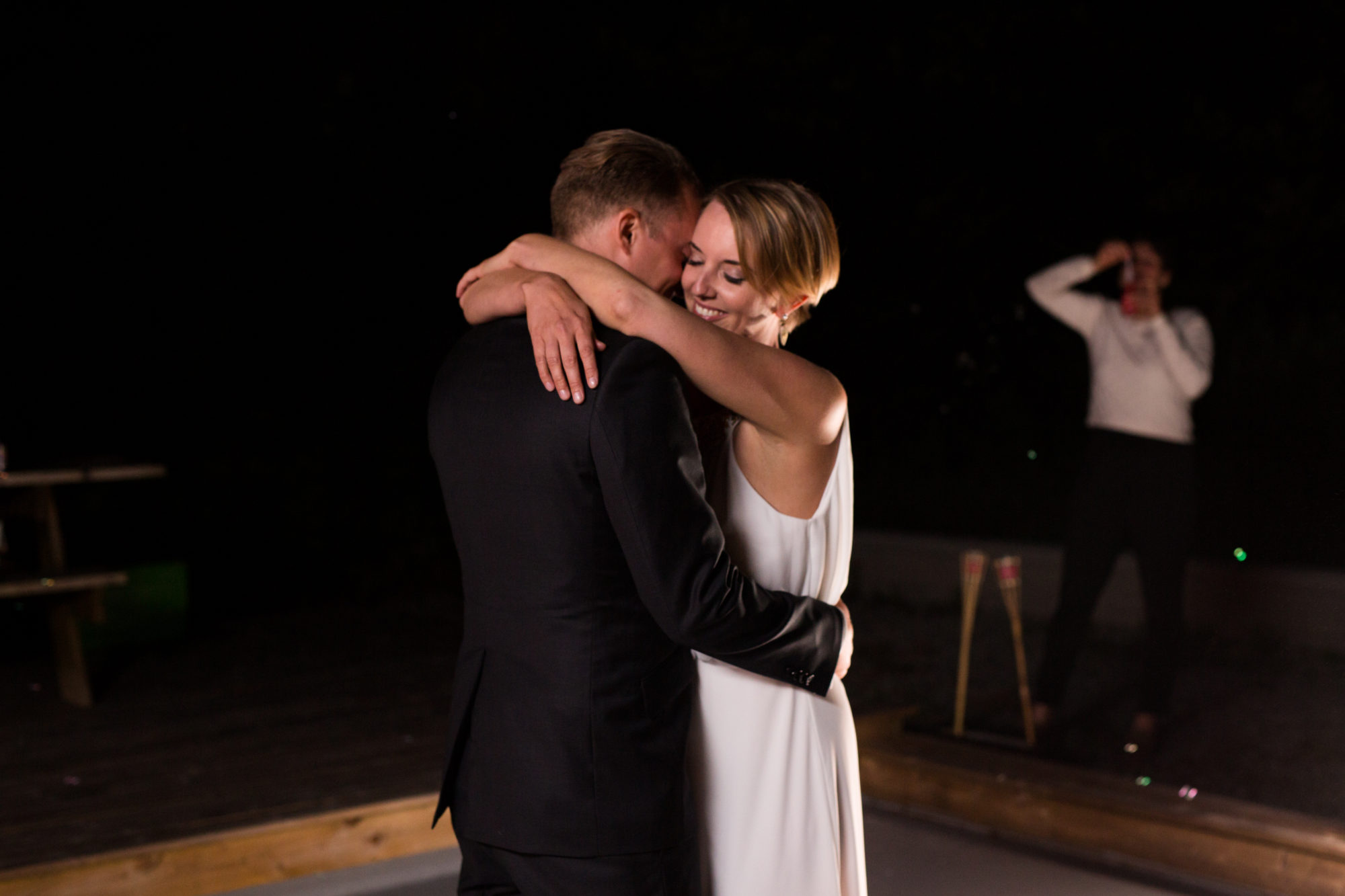 First Dance Hope Wedding British Columbia American Creek Lodge Zsuzsi Pal Photography