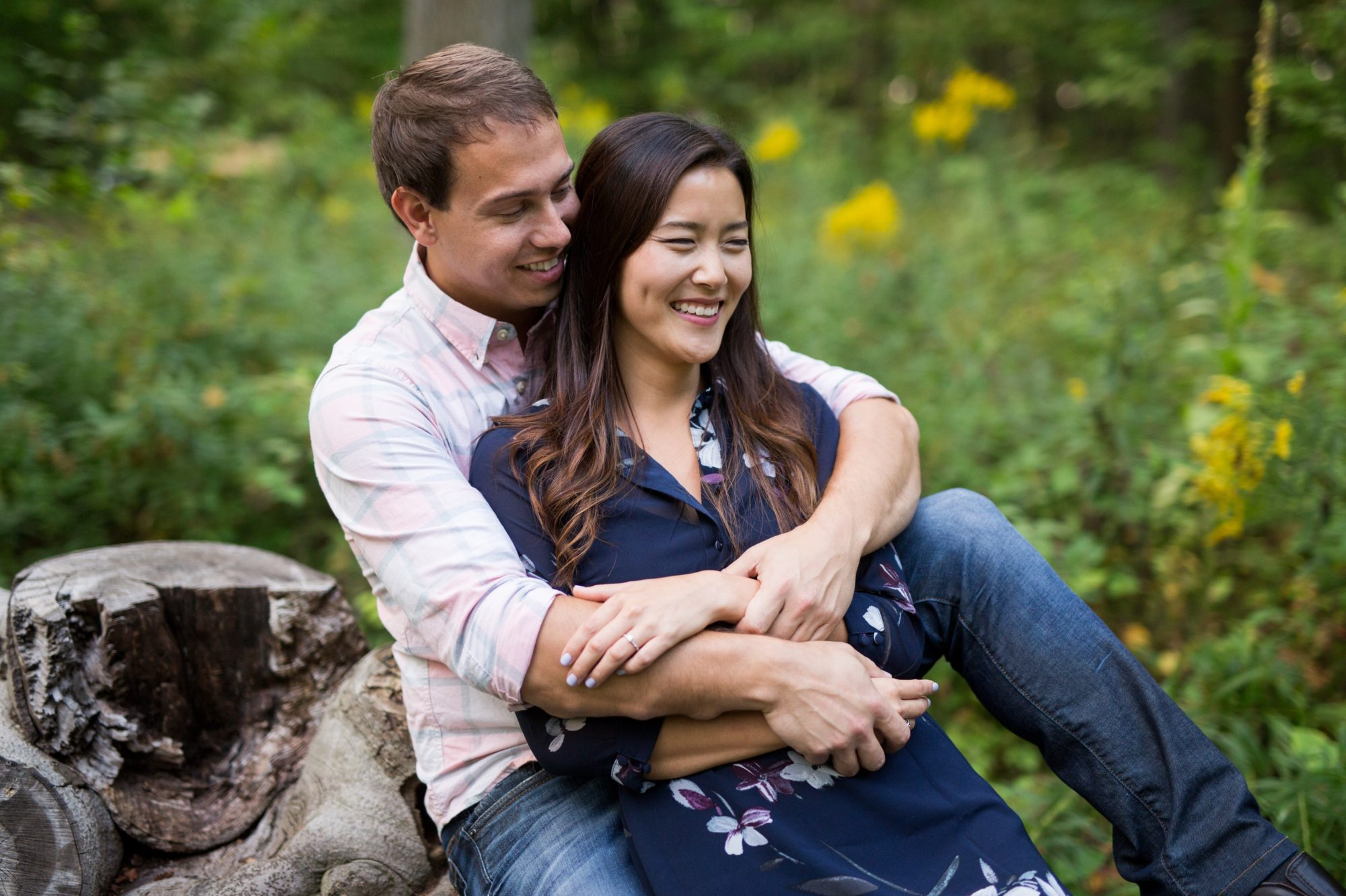 Cute Couple Engagement Session, Sheppard's Bush, Zsuzsi Pal Photography