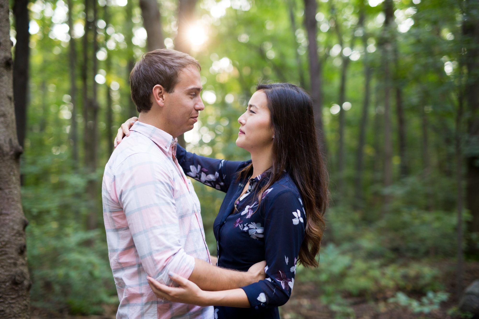 Engaged Engagement Session, Sheppard's Bush, Zsuzsi Pal Photography
